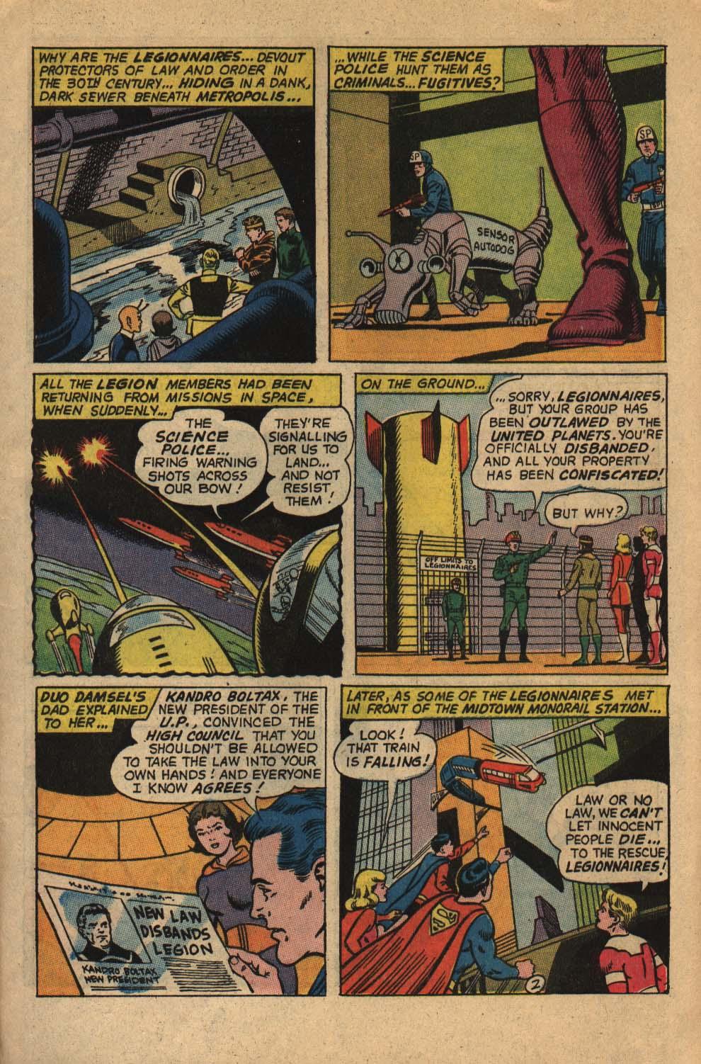 Read online Adventure Comics (1938) comic -  Issue #360 - 5