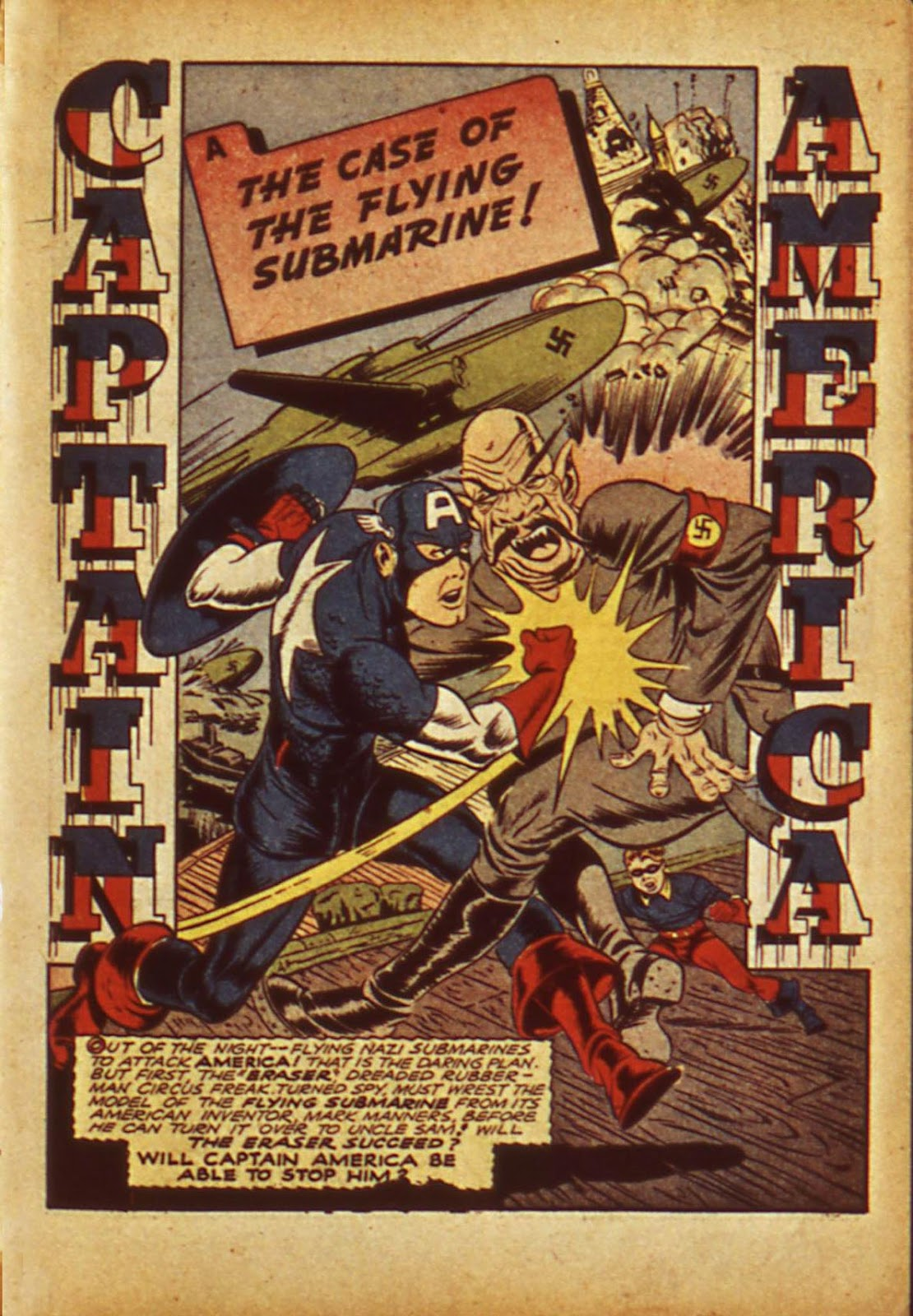 USA Comics issue 7 - Page 3