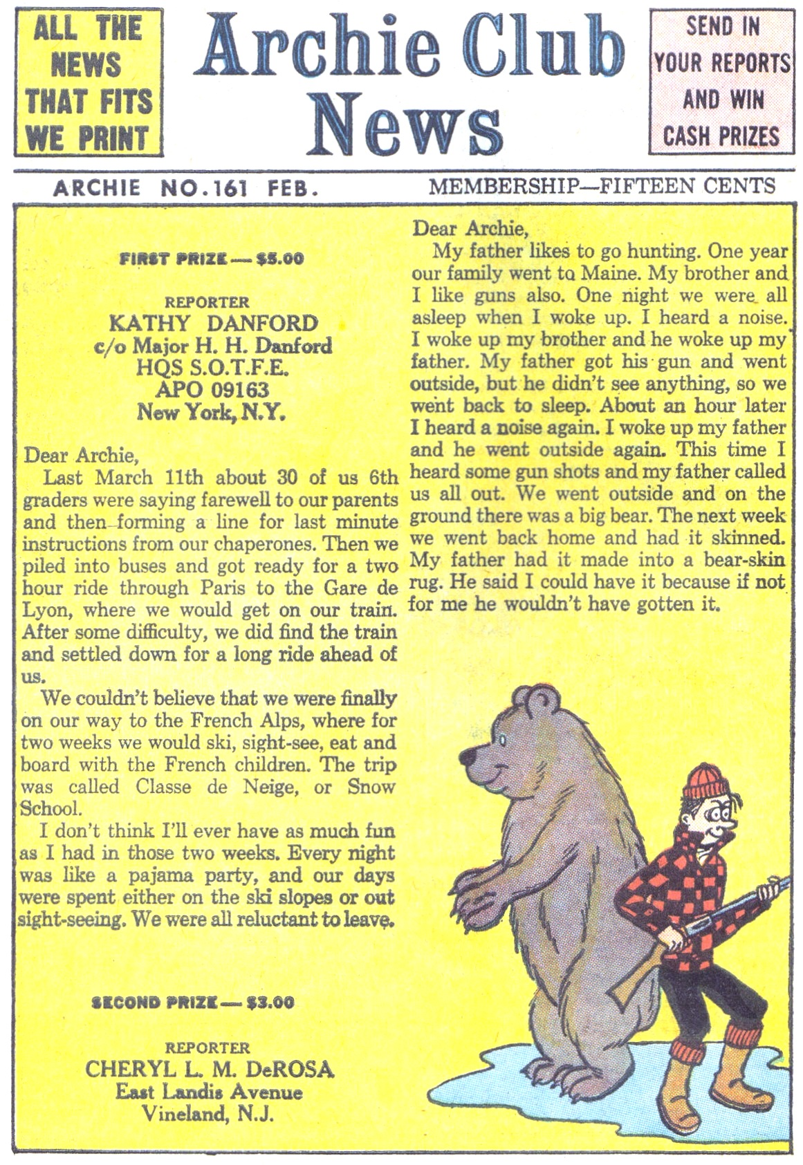 Read online Archie (1960) comic -  Issue #161 - 26