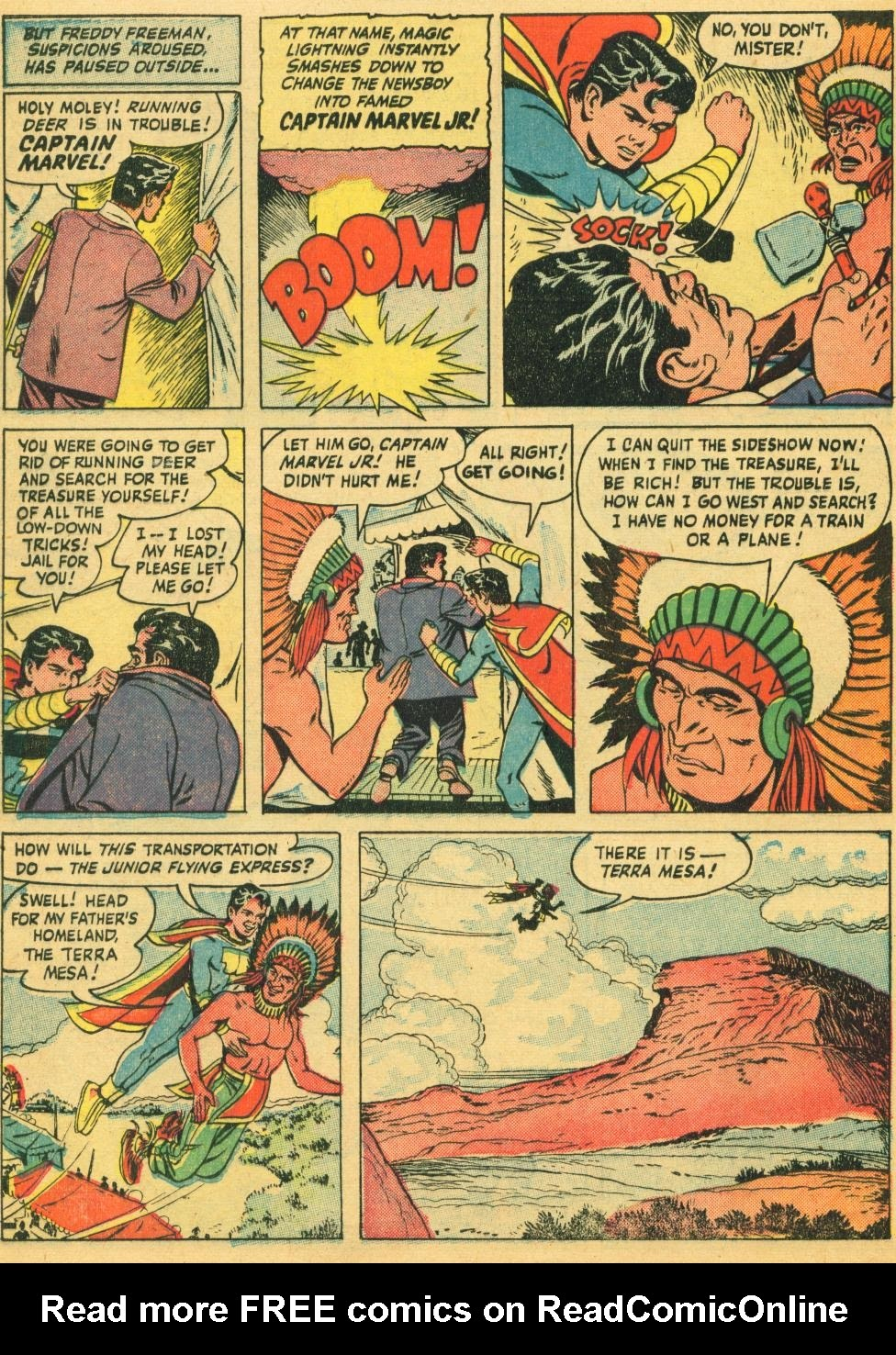 Captain Marvel, Jr. issue 82 - Page 20