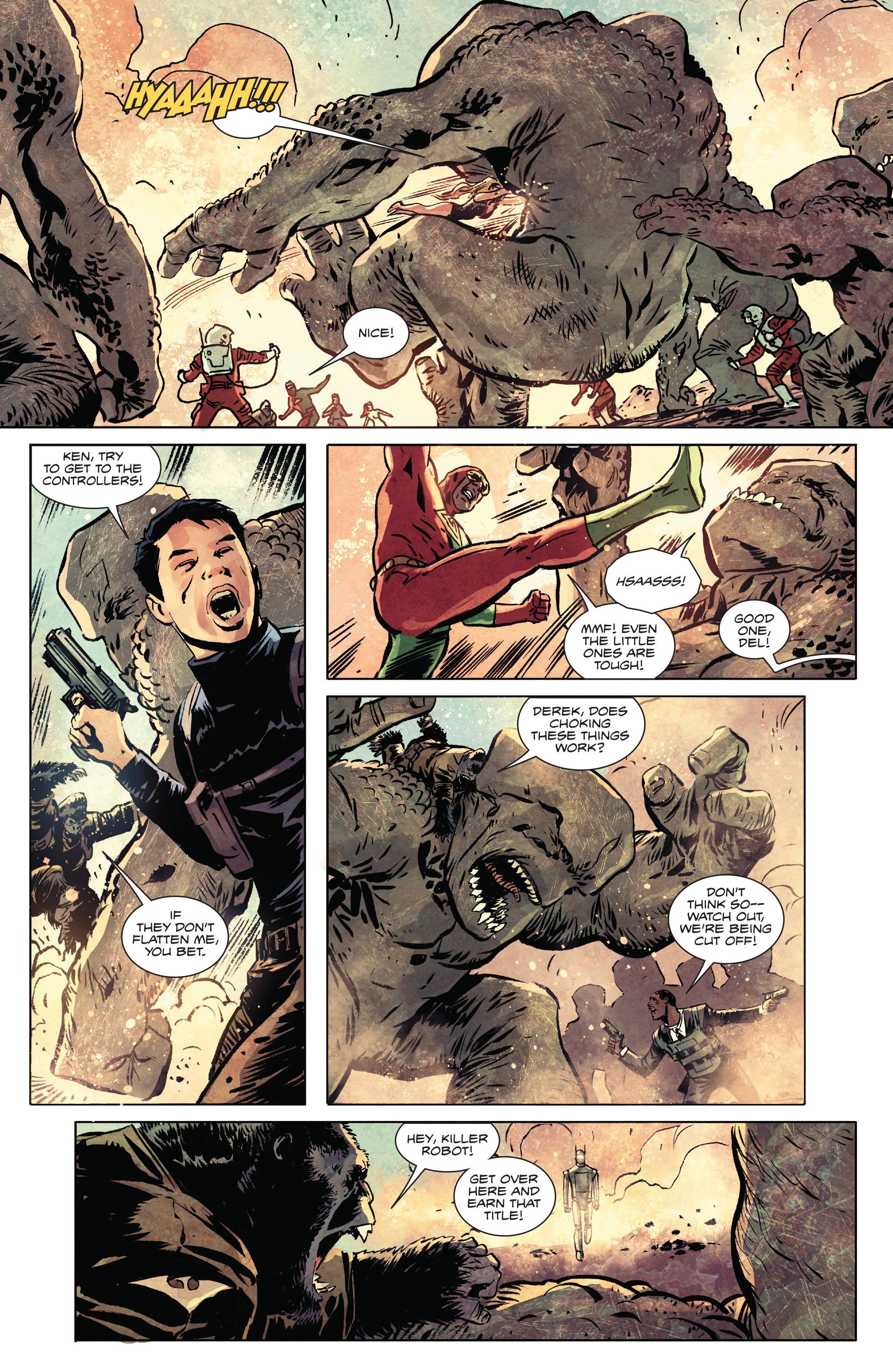 Read online Atlas comic -  Issue #2 - 14