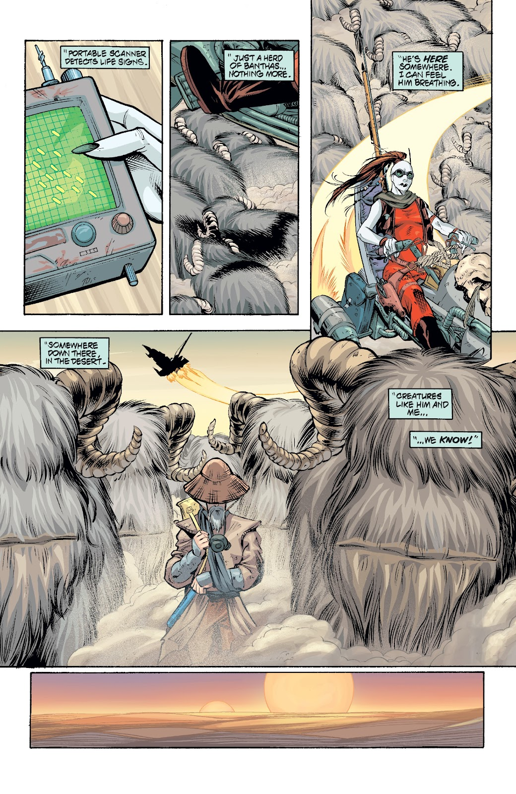 Read online Star Wars Legends Epic Collection: The Menace Revealed comic -  Issue # TPB (Part 2) - 60