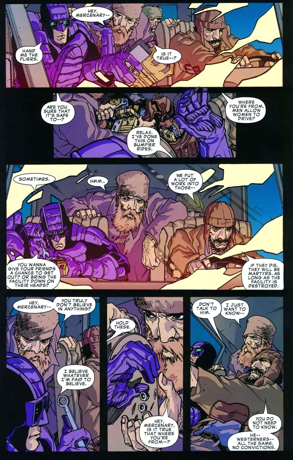Read online Amazing Fantasy (2004) comic -  Issue #16 - 26