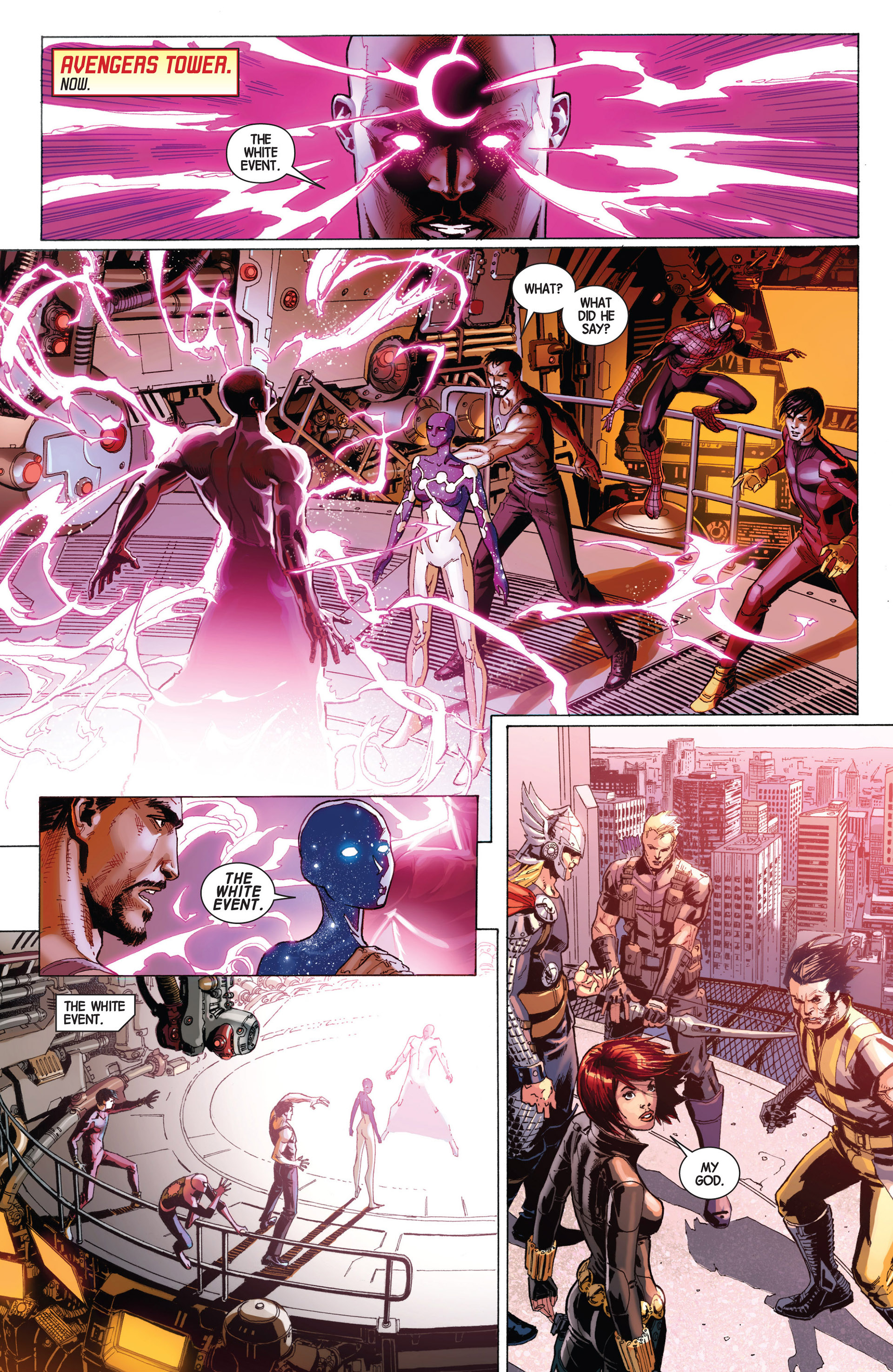 Read online Avengers (2013) comic -  Issue #7 - 10