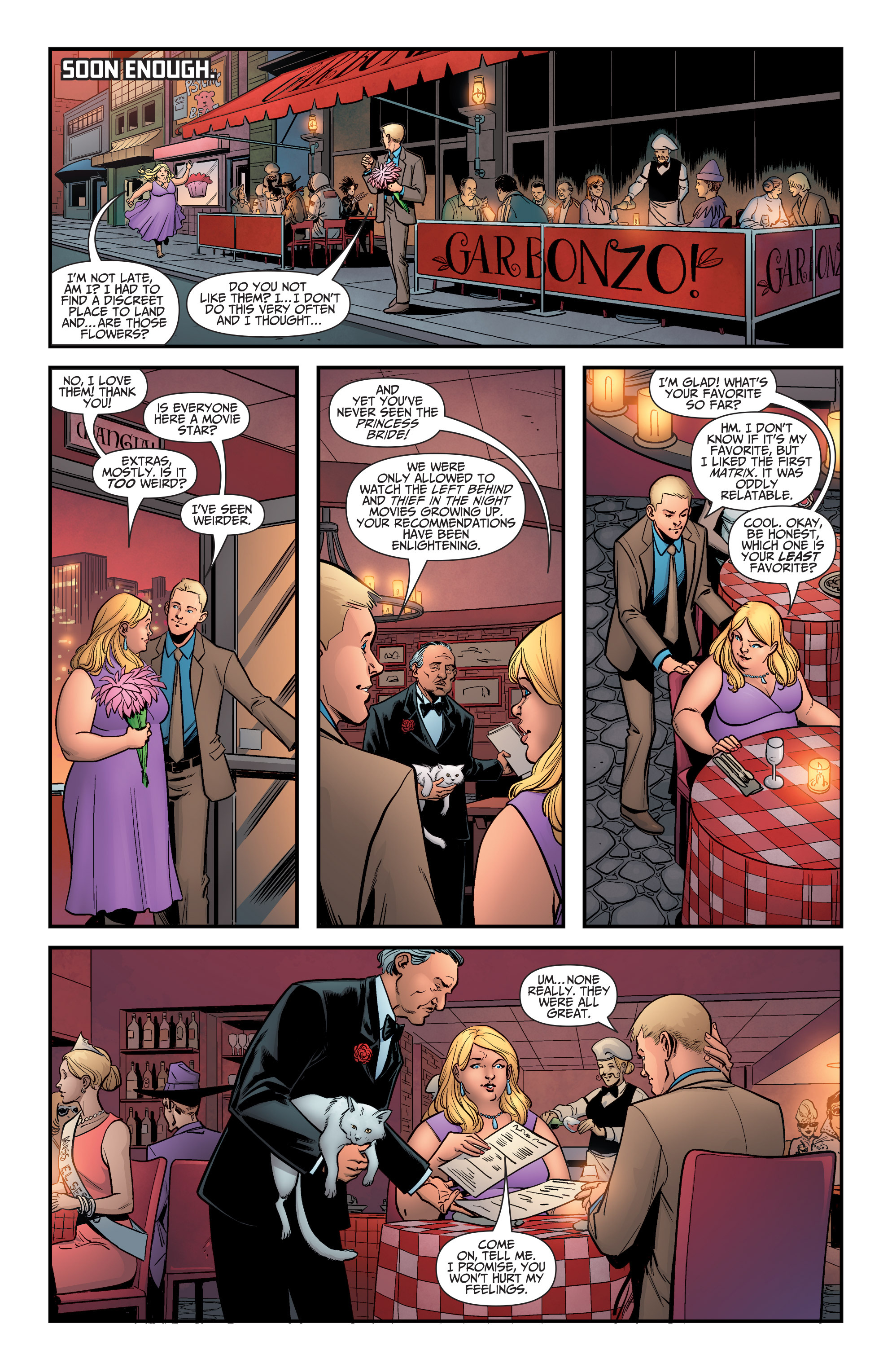 Read online A&A: The Adventures of Archer & Armstrong comic -  Issue #5 - 7