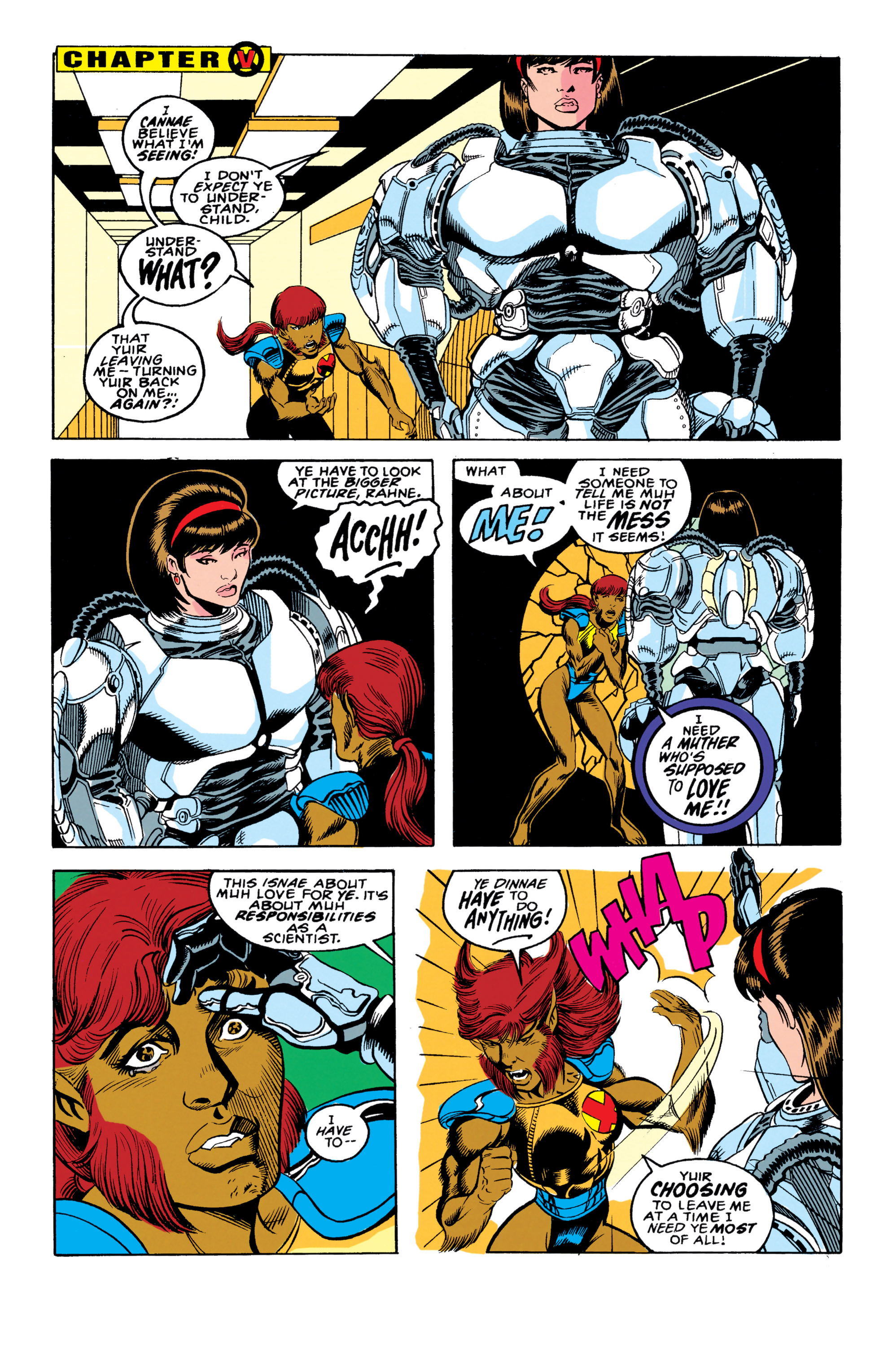 Read online X-Factor (1986) comic -  Issue #90 - 19