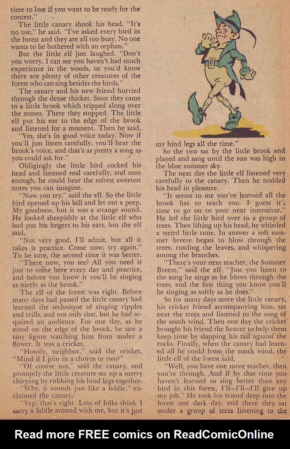 Read online Animal Comics comic -  Issue #8 - 34