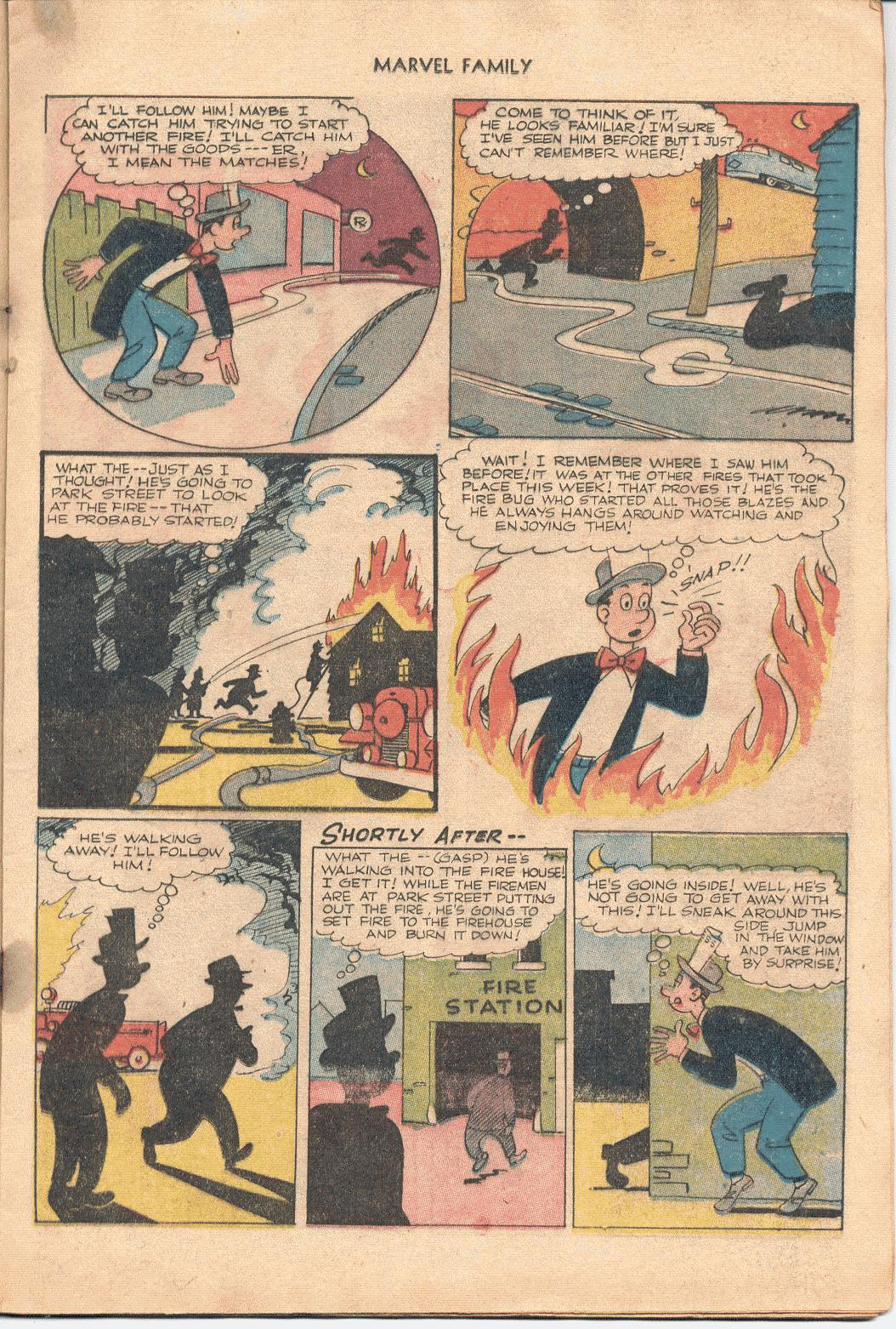 The Marvel Family issue 88 - Page 13