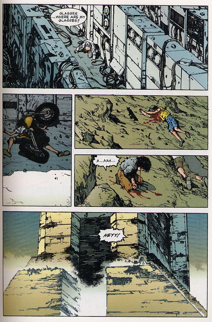 Read online Akira comic -  Issue #26 - 26