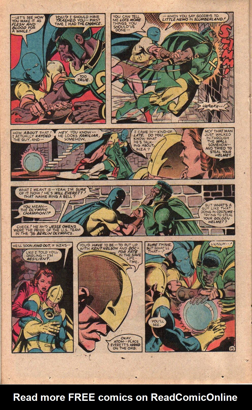 Read online All-Star Squadron comic -  Issue #23 - 20