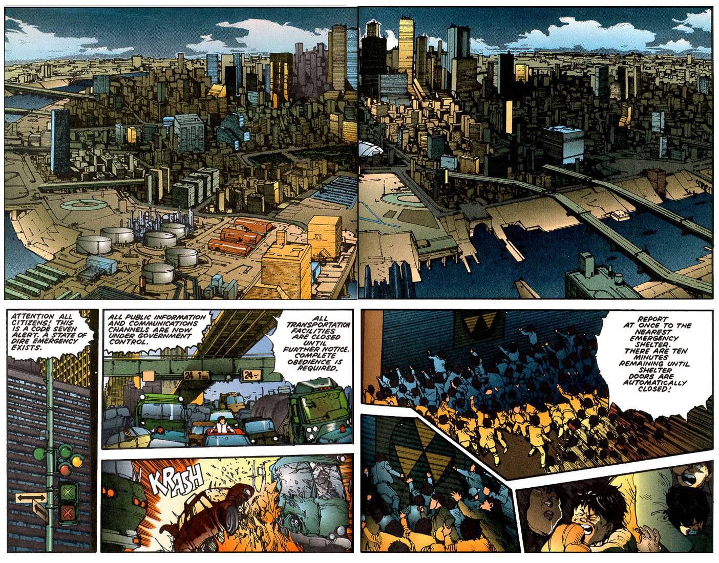 Read online Akira comic -  Issue #11 - 20