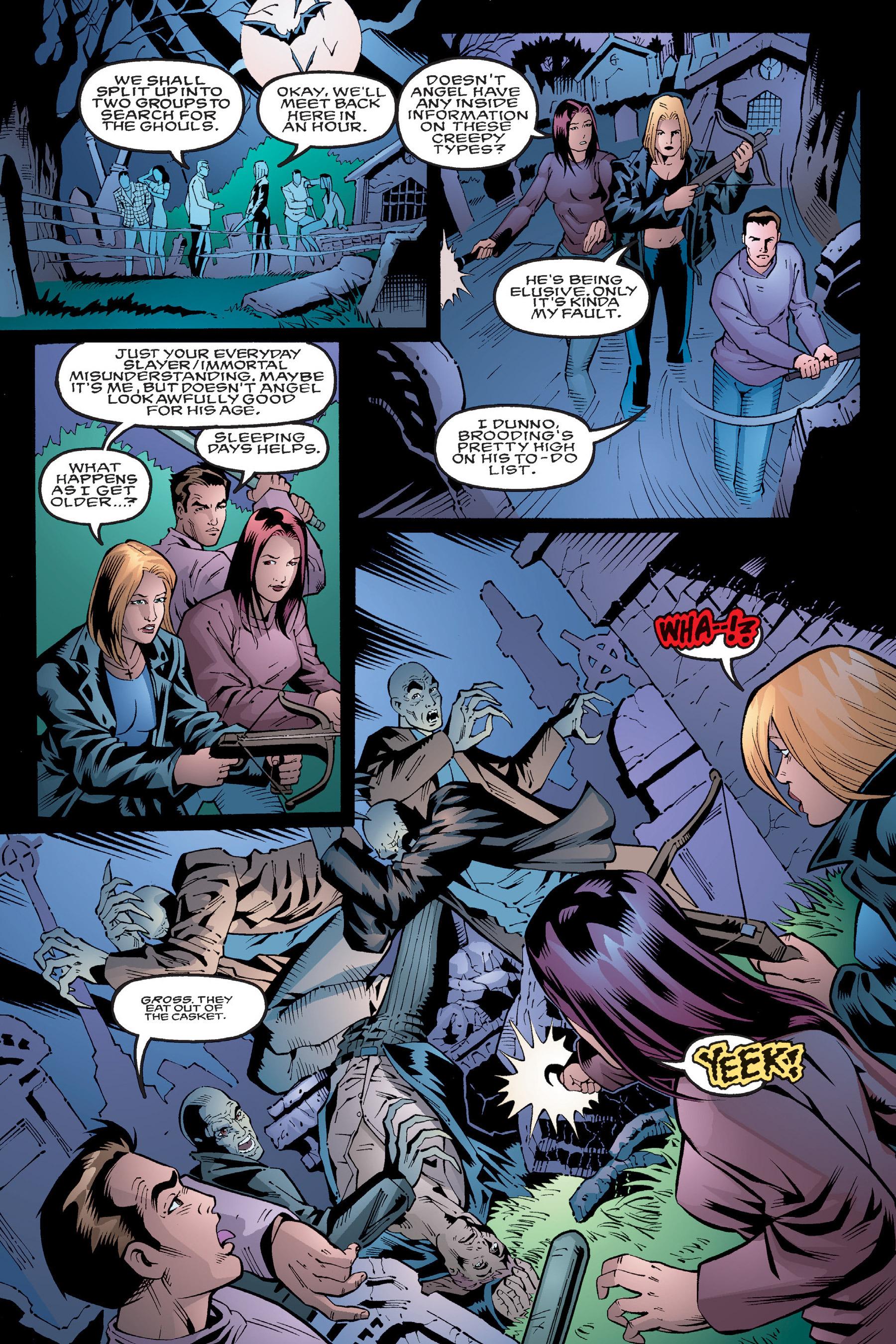 Read online Buffy the Vampire Slayer: Omnibus comic -  Issue # TPB 4 - 41
