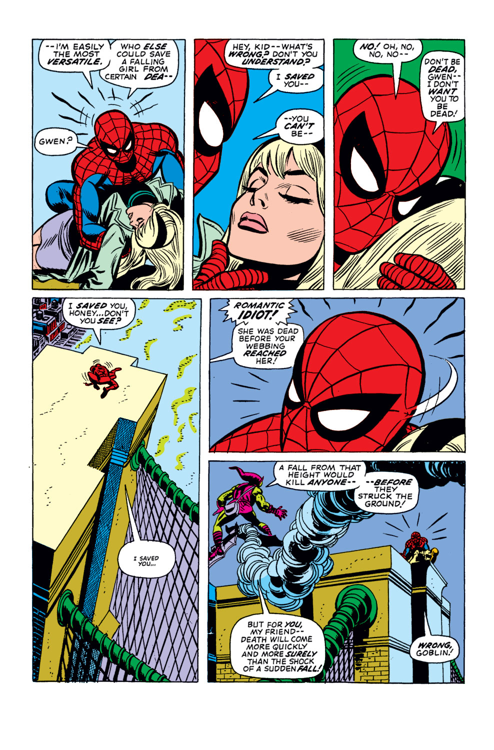 The Amazing Spider-Man (1963) 121 Page 19