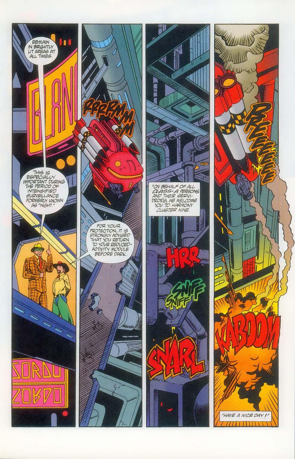 Godzilla (1995) Issue #12 #13 - English 6