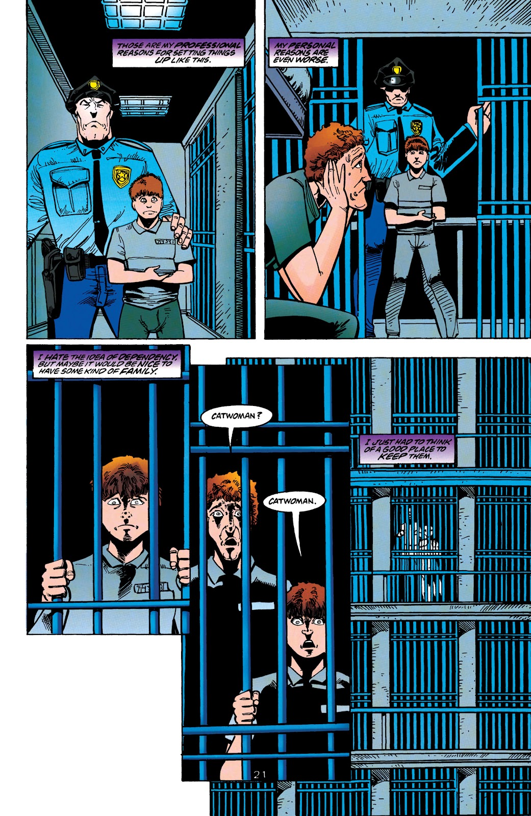 Catwoman (1993) Issue #60 #65 - English 22