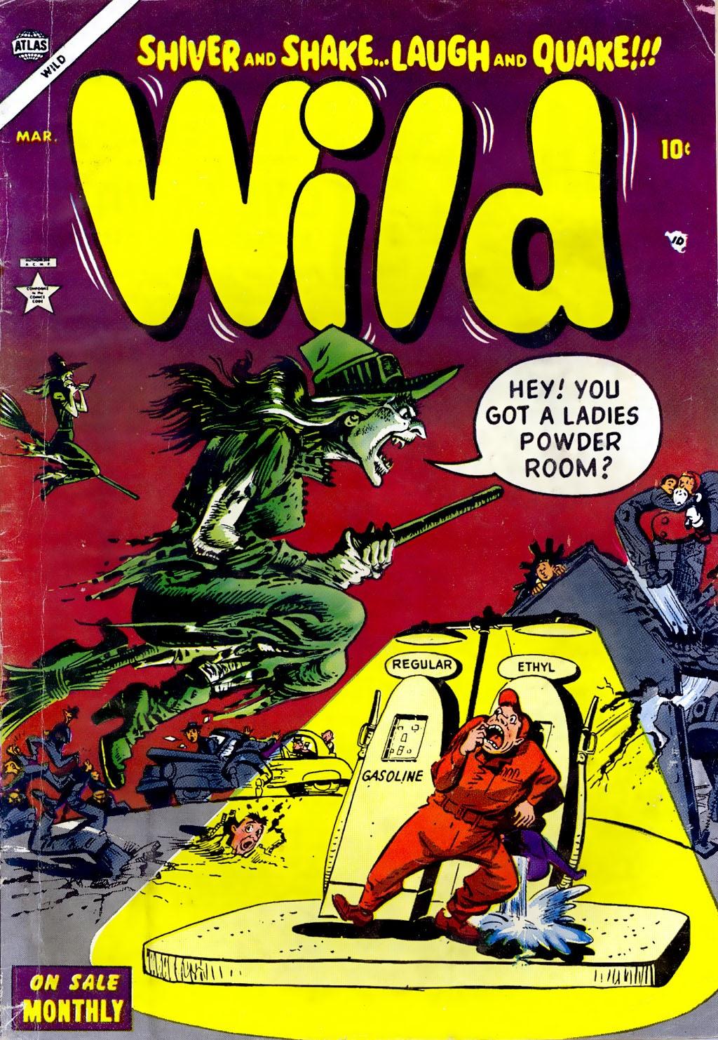 Wild 2 Page 1