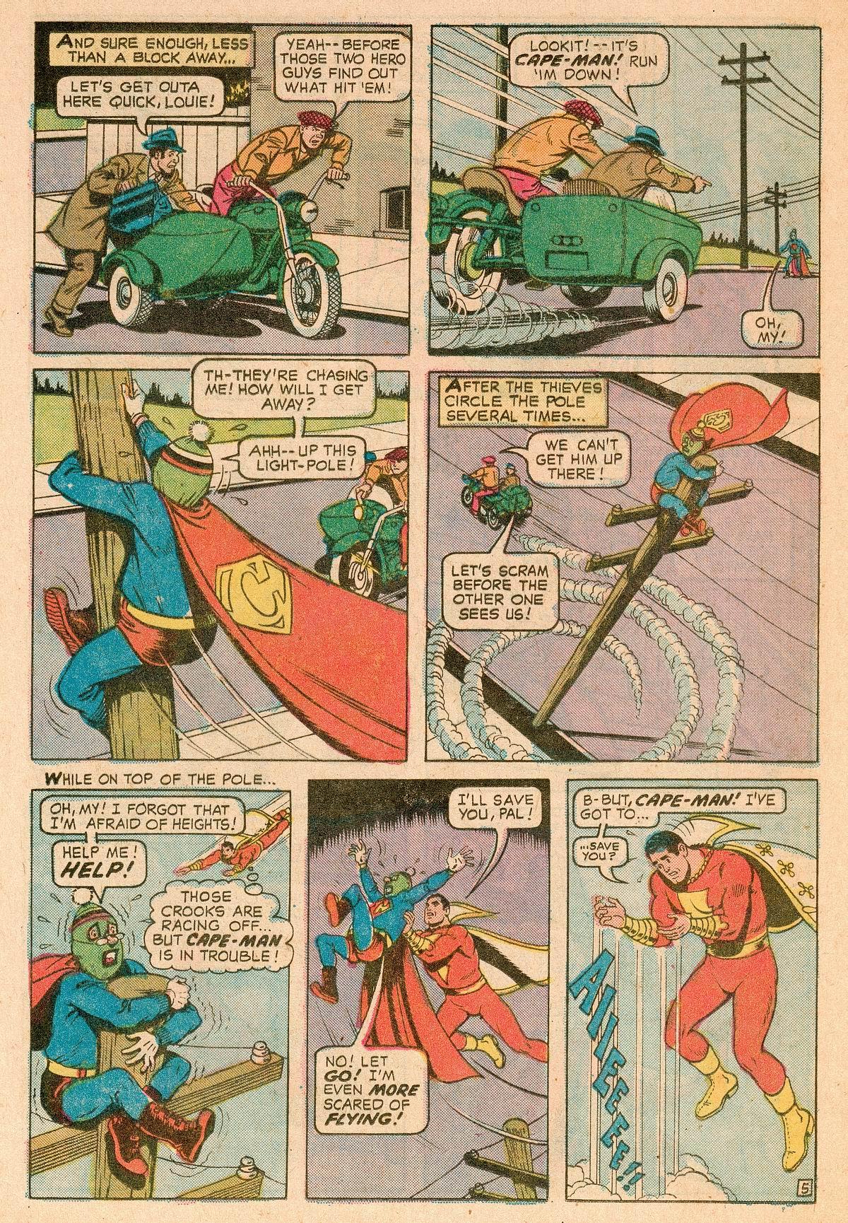 Read online Shazam! (1973) comic -  Issue #11 - 13