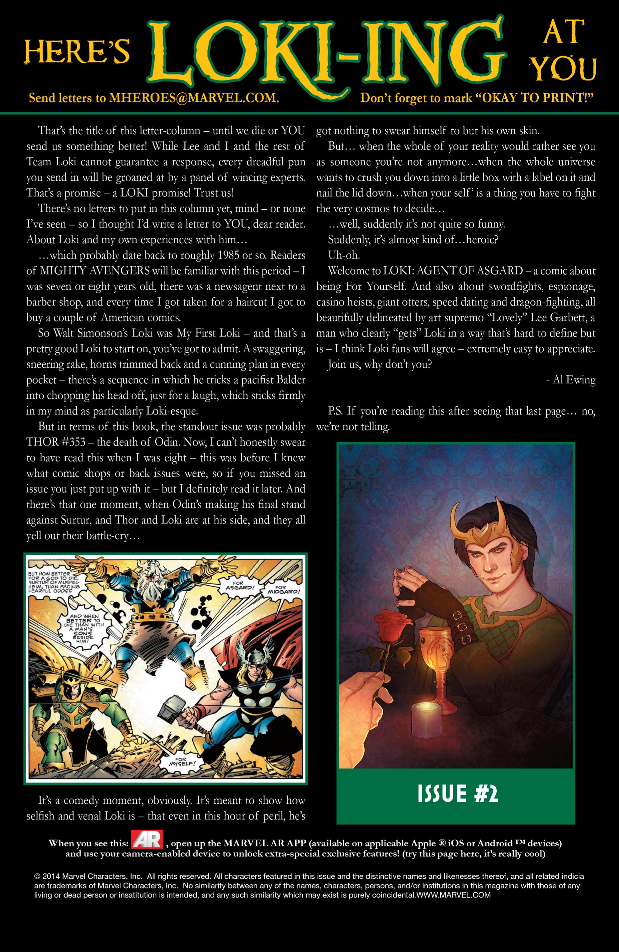 Loki: Agent of Asgard 1 Page 24