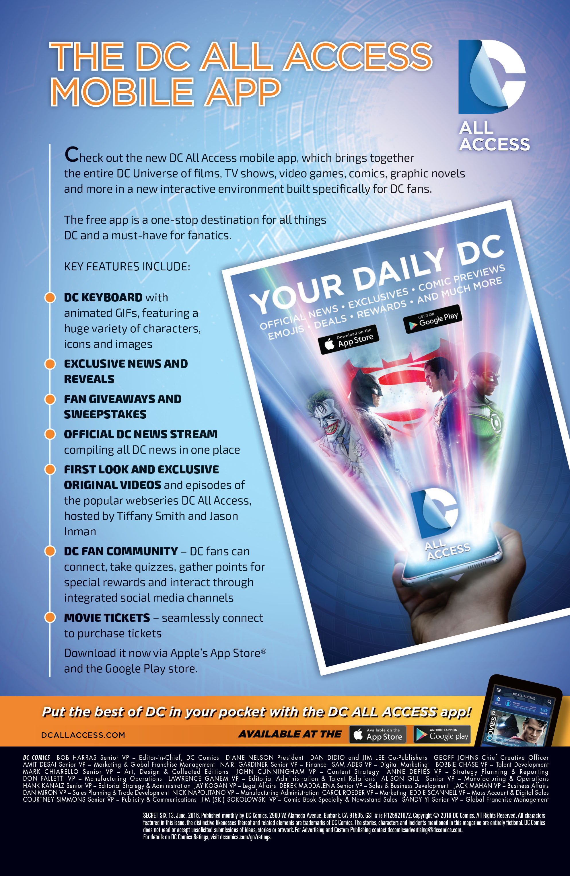 Read online Secret Six (2015) comic -  Issue #13 - 24
