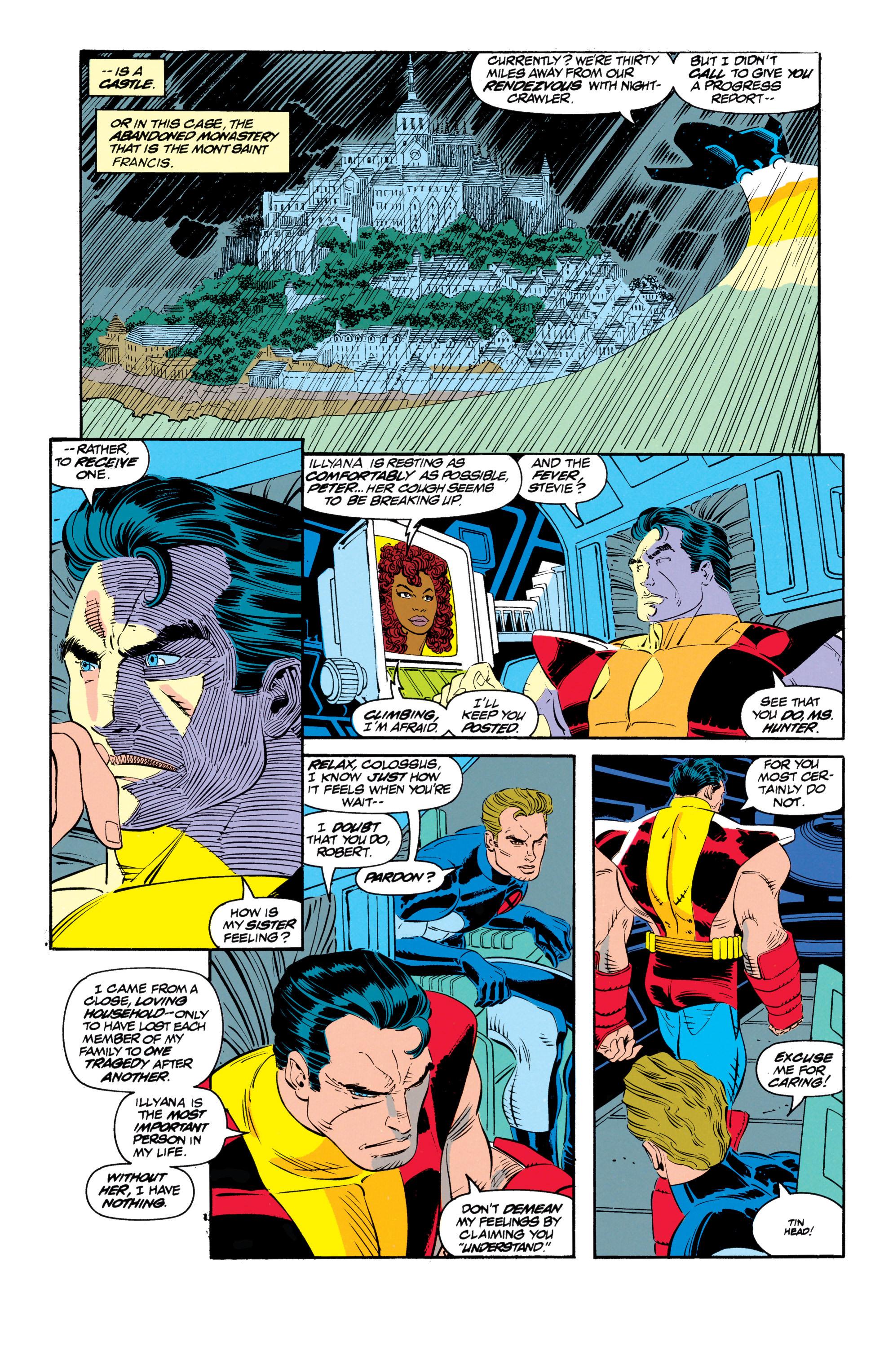 Read online Uncanny X-Men (1963) comic -  Issue #300 - 16
