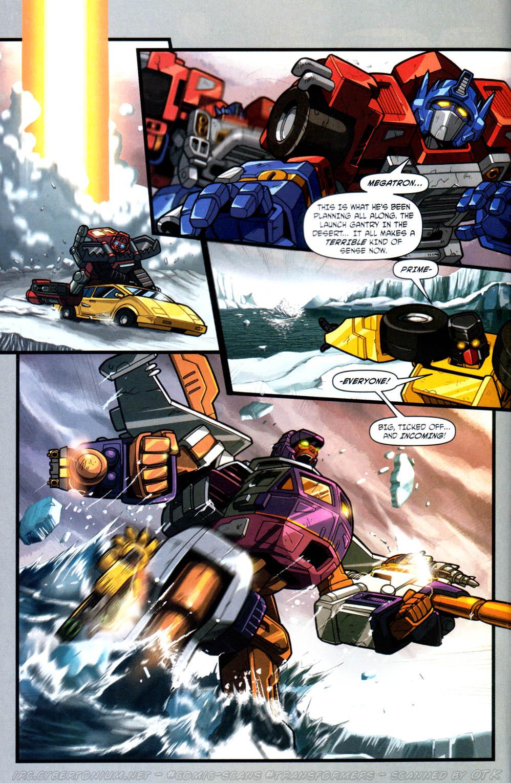 Read online Transformers Armada comic -  Issue #13 - 14