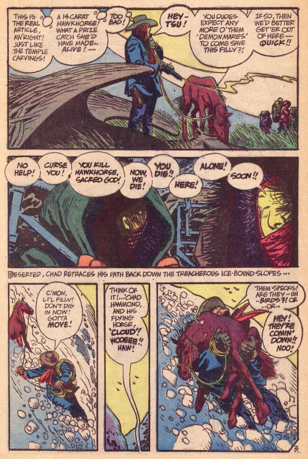 Read online Adventure Comics (1938) comic -  Issue #425 - 4