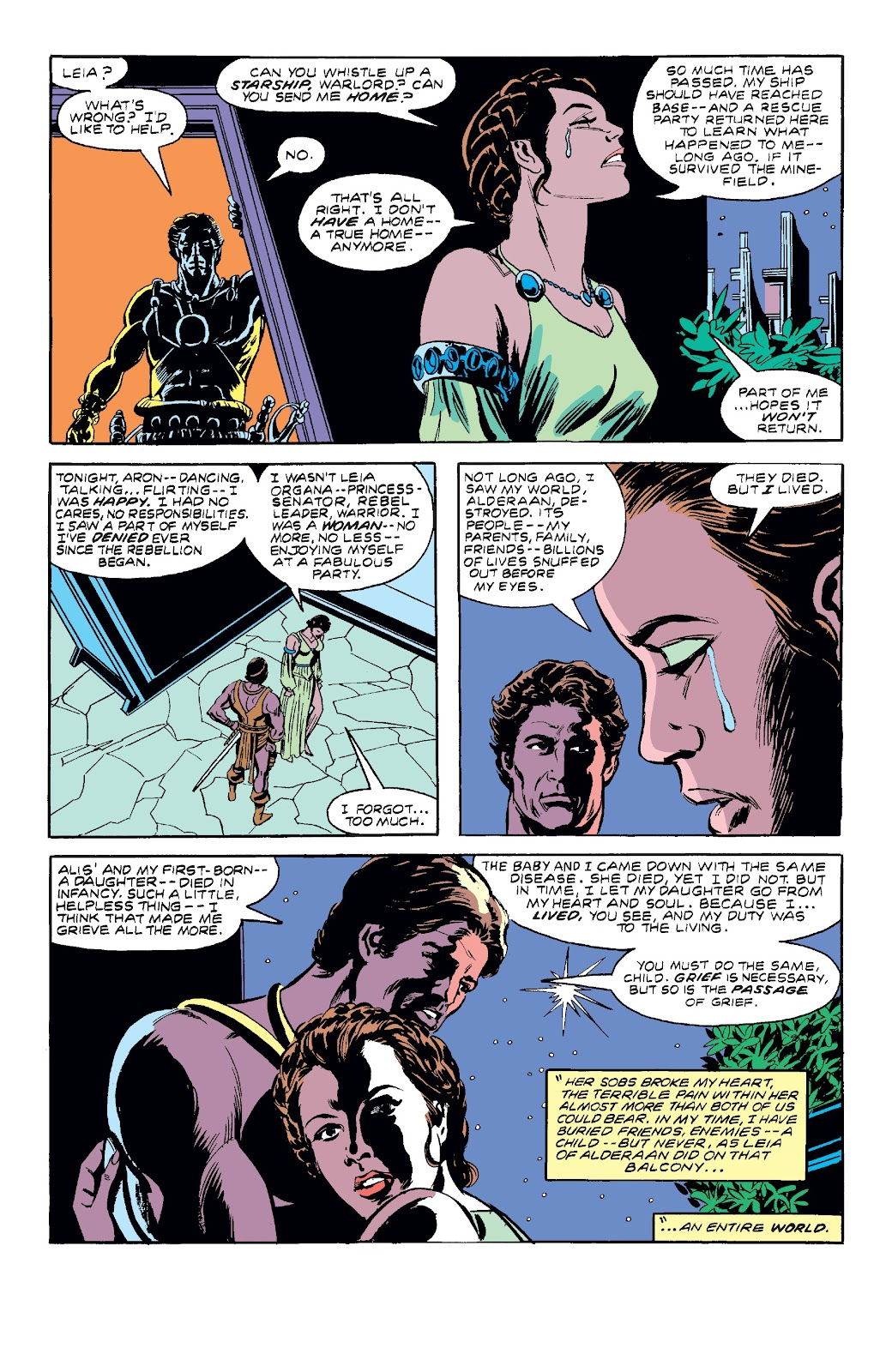 Read online Star Wars Legends: The Original Marvel Years - Epic Collection comic -  Issue # TPB 3 (Part 4) - 31