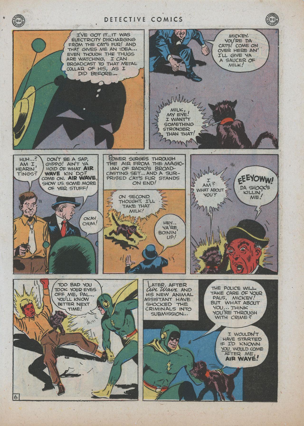 Read online Detective Comics (1937) comic -  Issue #89 - 27