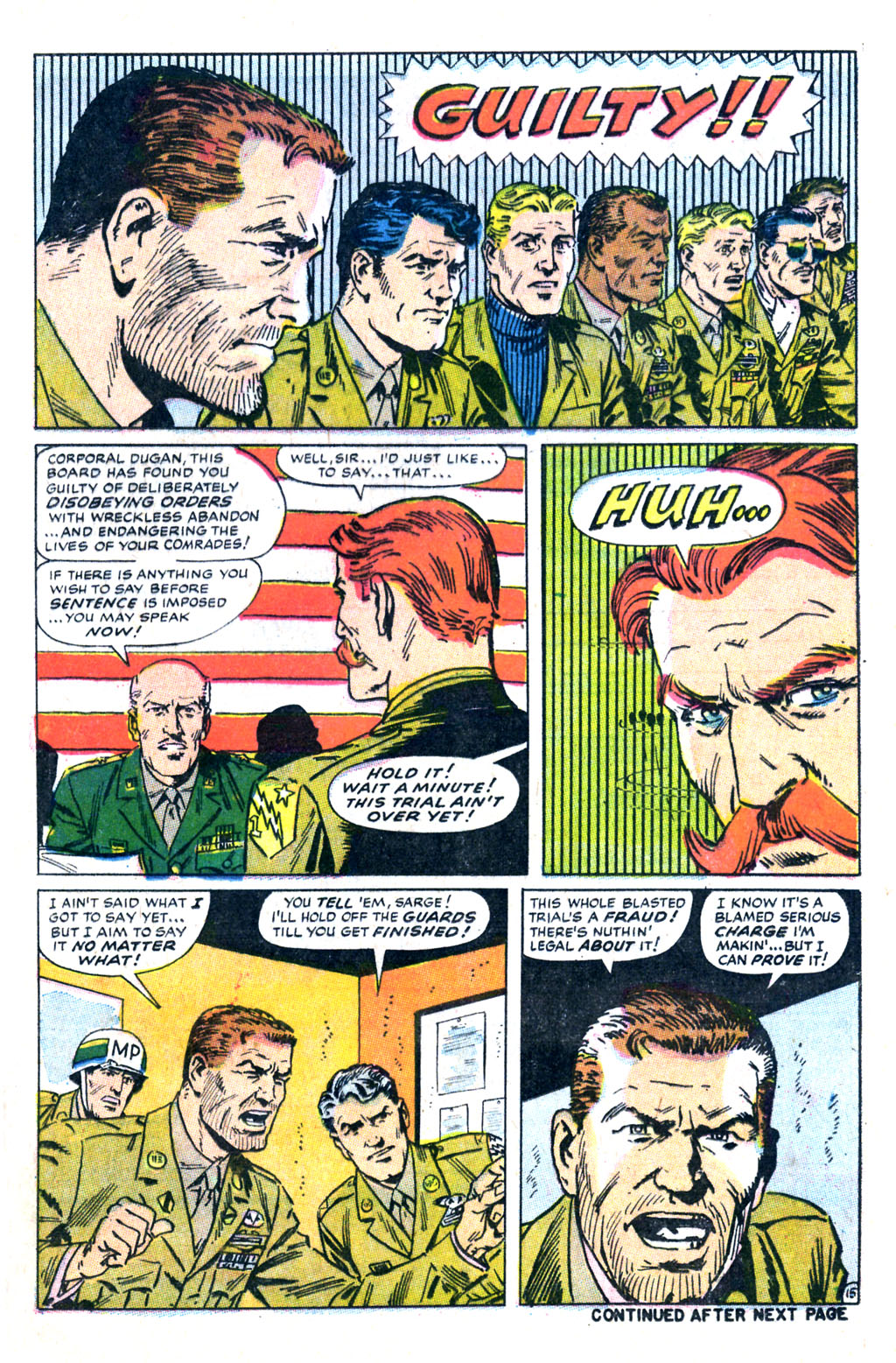 Read online Sgt. Fury comic -  Issue #60 - 21