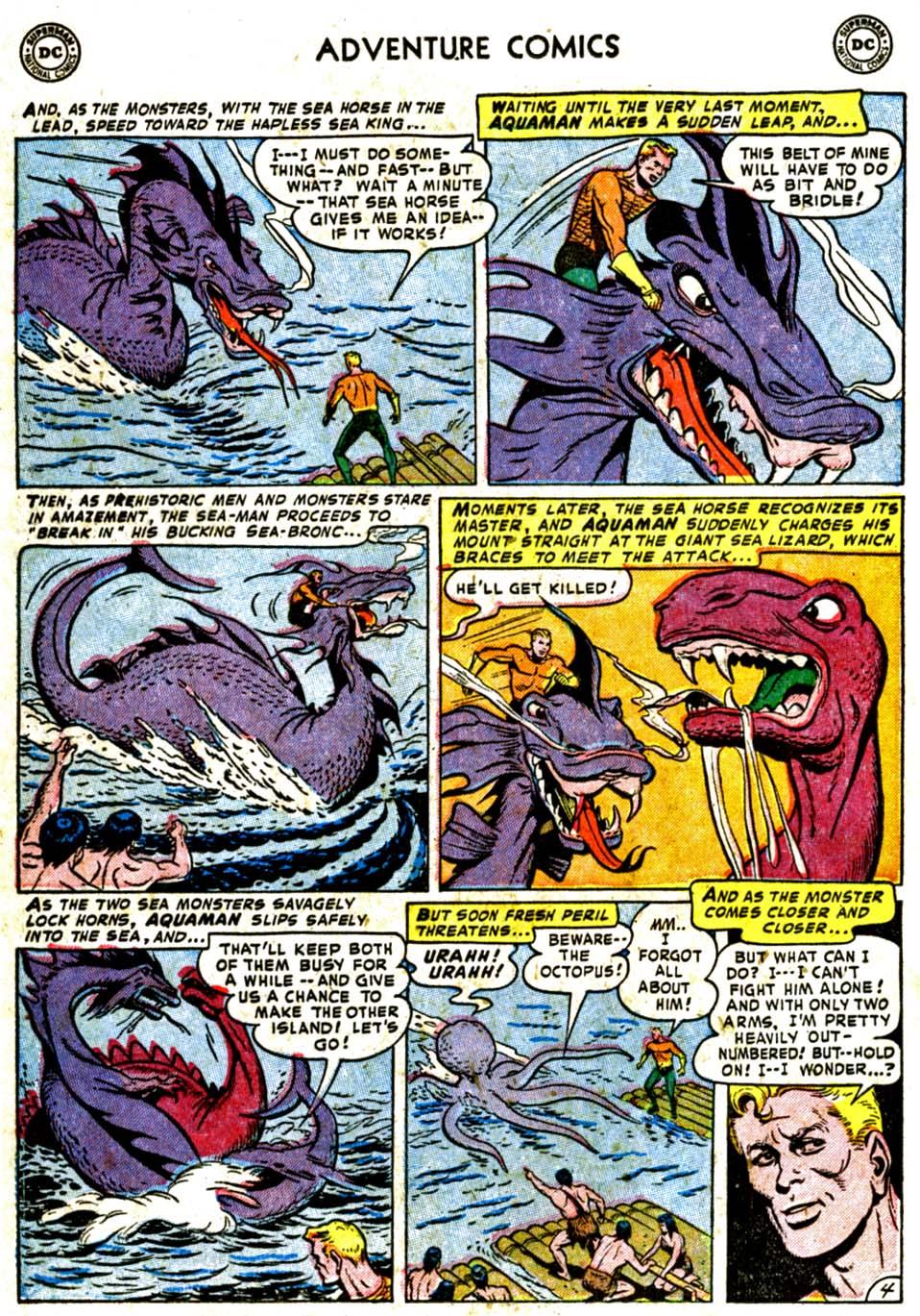 Read online Adventure Comics (1938) comic -  Issue #184 - 20