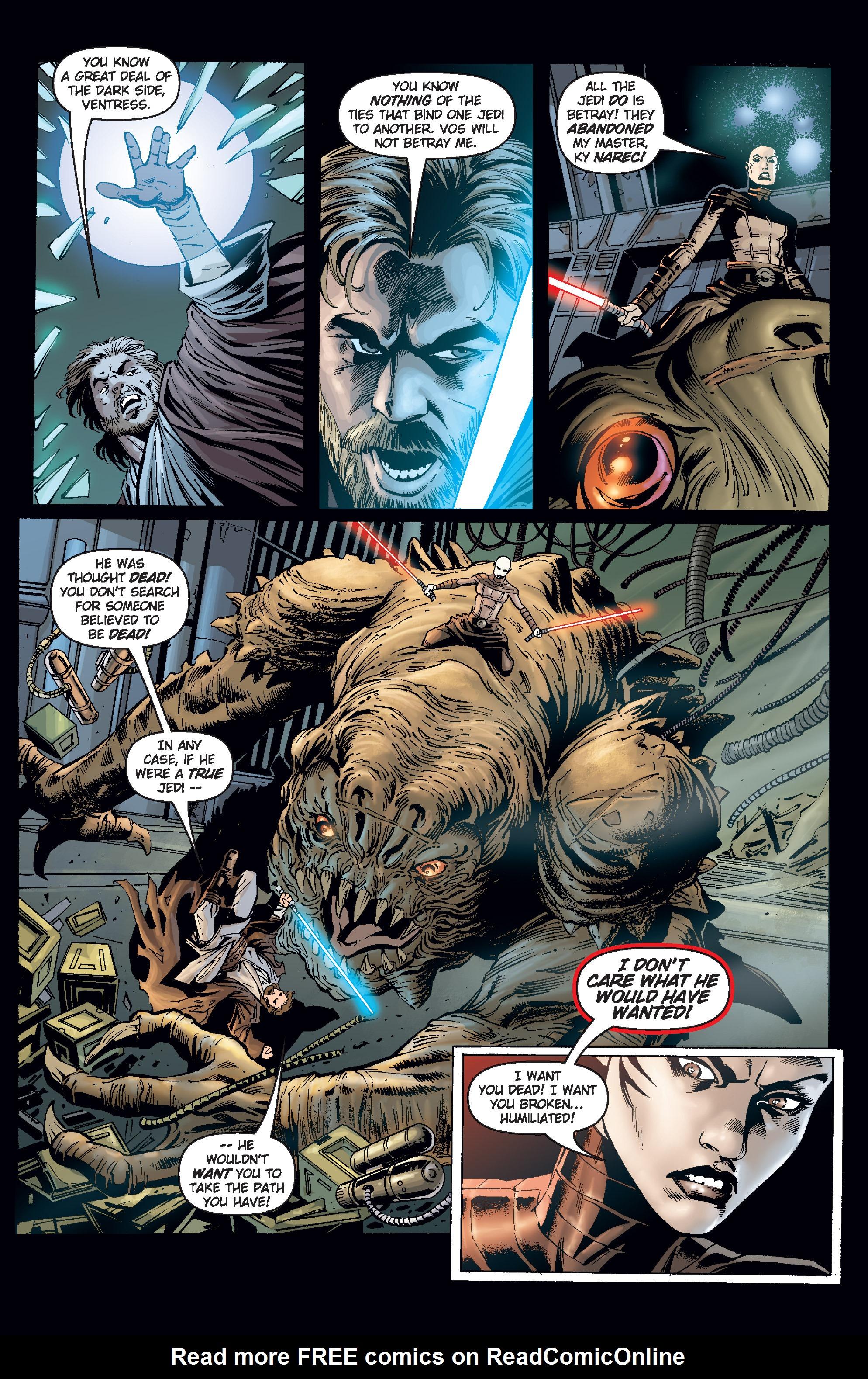 Read online Star Wars Omnibus comic -  Issue # Vol. 26 - 32