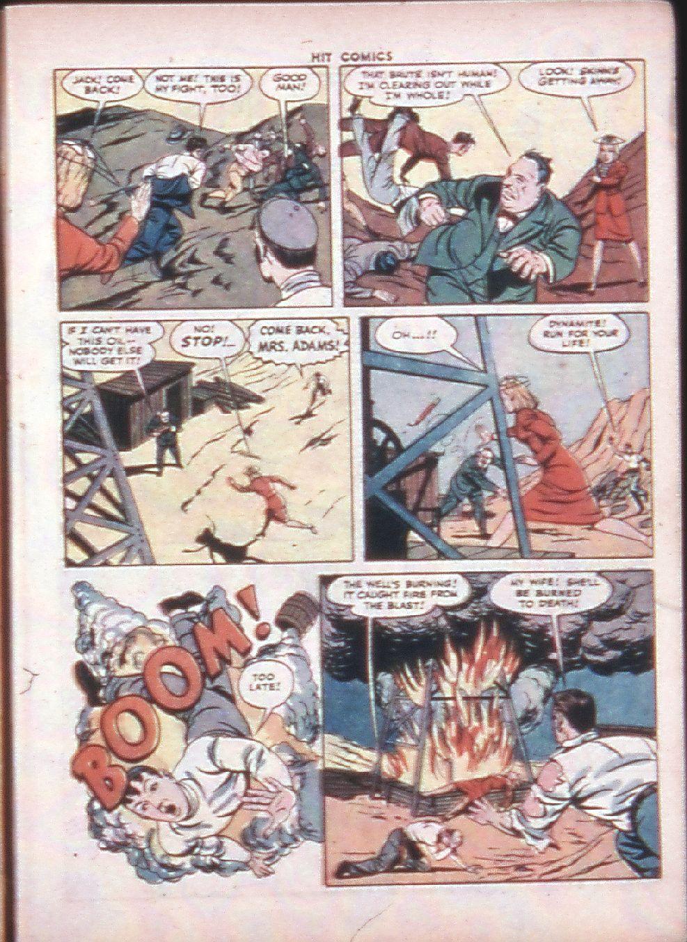Read online Hit Comics comic -  Issue #33 - 15