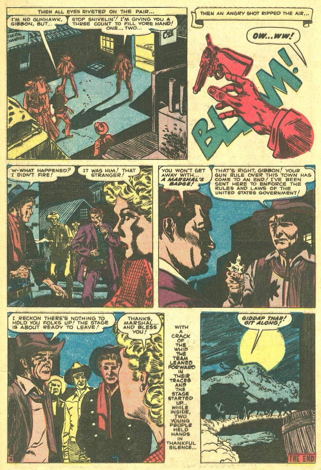 Gunsmoke Western issue 41 - Page 20