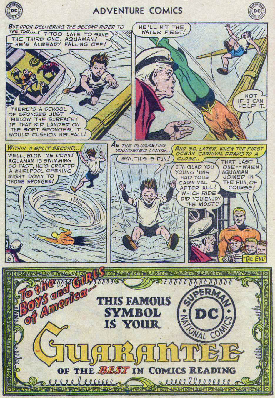 Read online Adventure Comics (1938) comic -  Issue #219 - 57