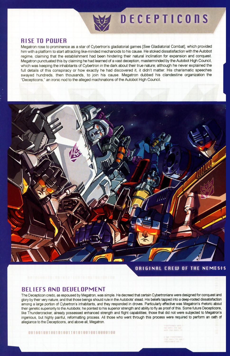 Read online Transformers: More than Meets the Eye comic -  Issue #8 - 16