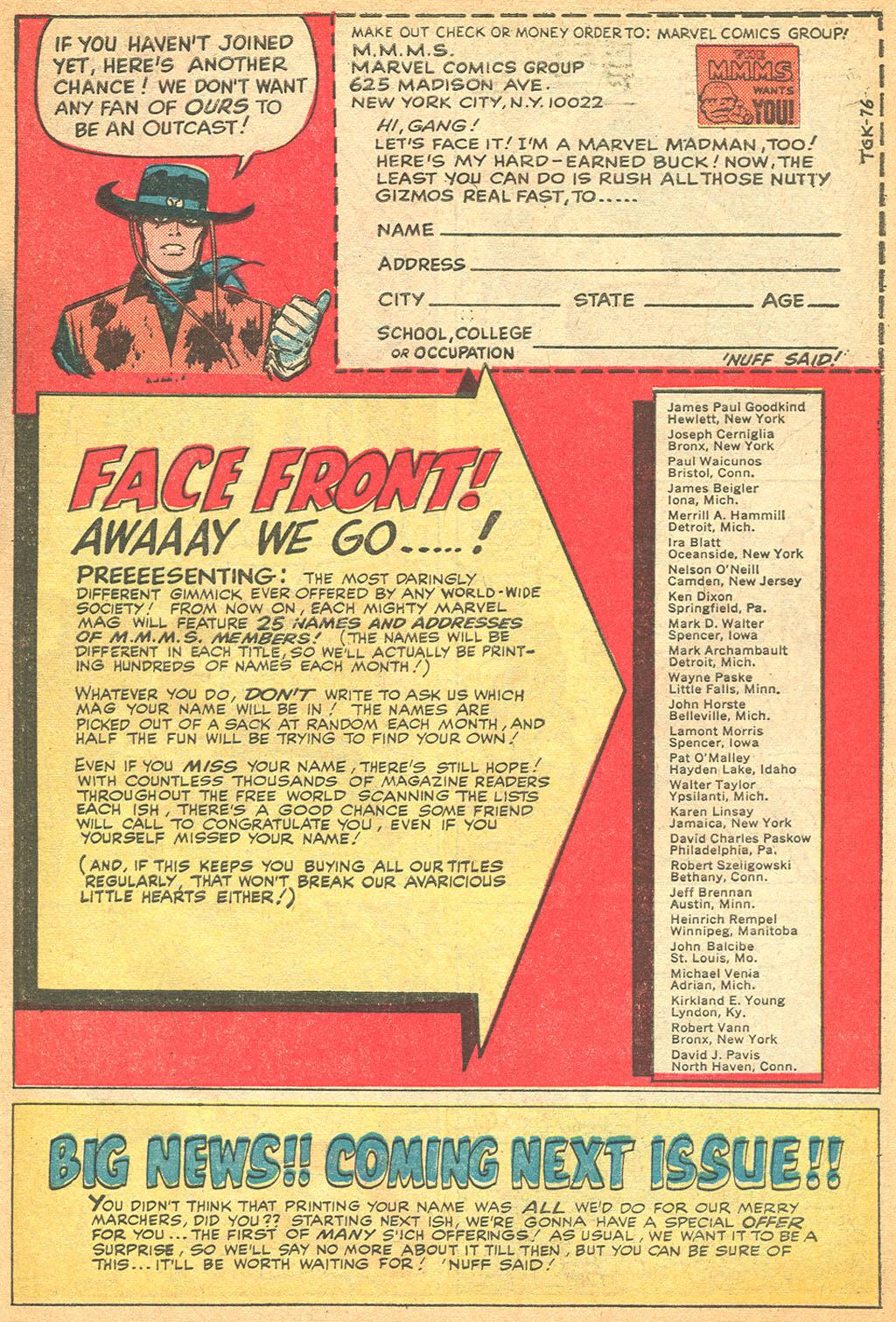 Read online Two-Gun Kid comic -  Issue #76 - 31
