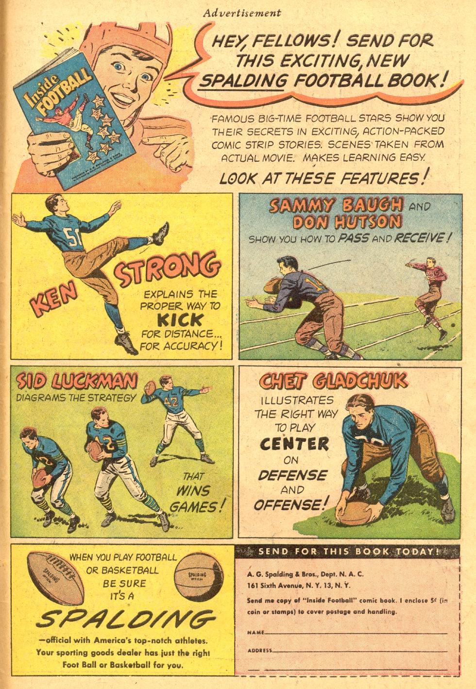 Read online Adventure Comics (1938) comic -  Issue #133 - 39