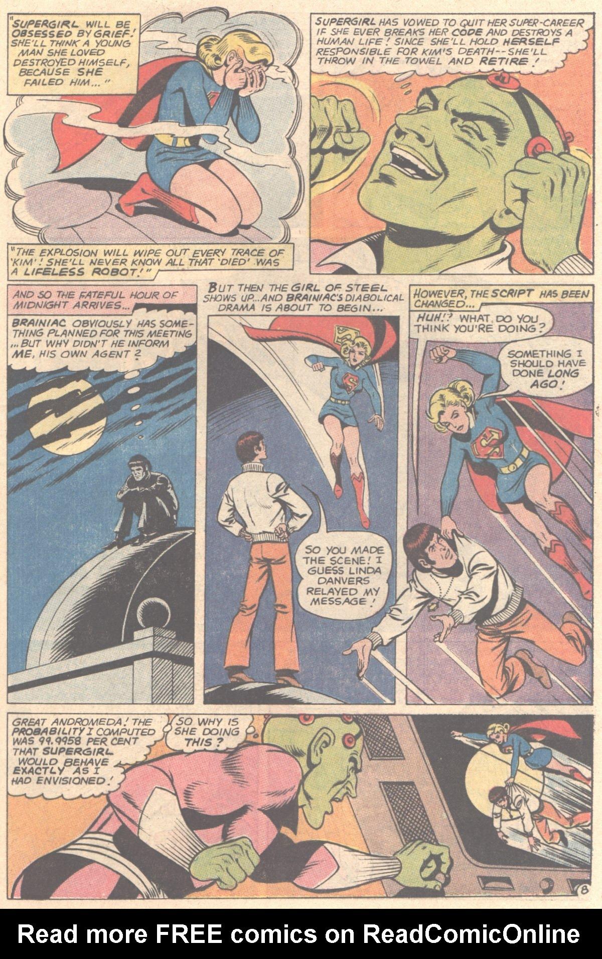 Read online Adventure Comics (1938) comic -  Issue #389 - 25
