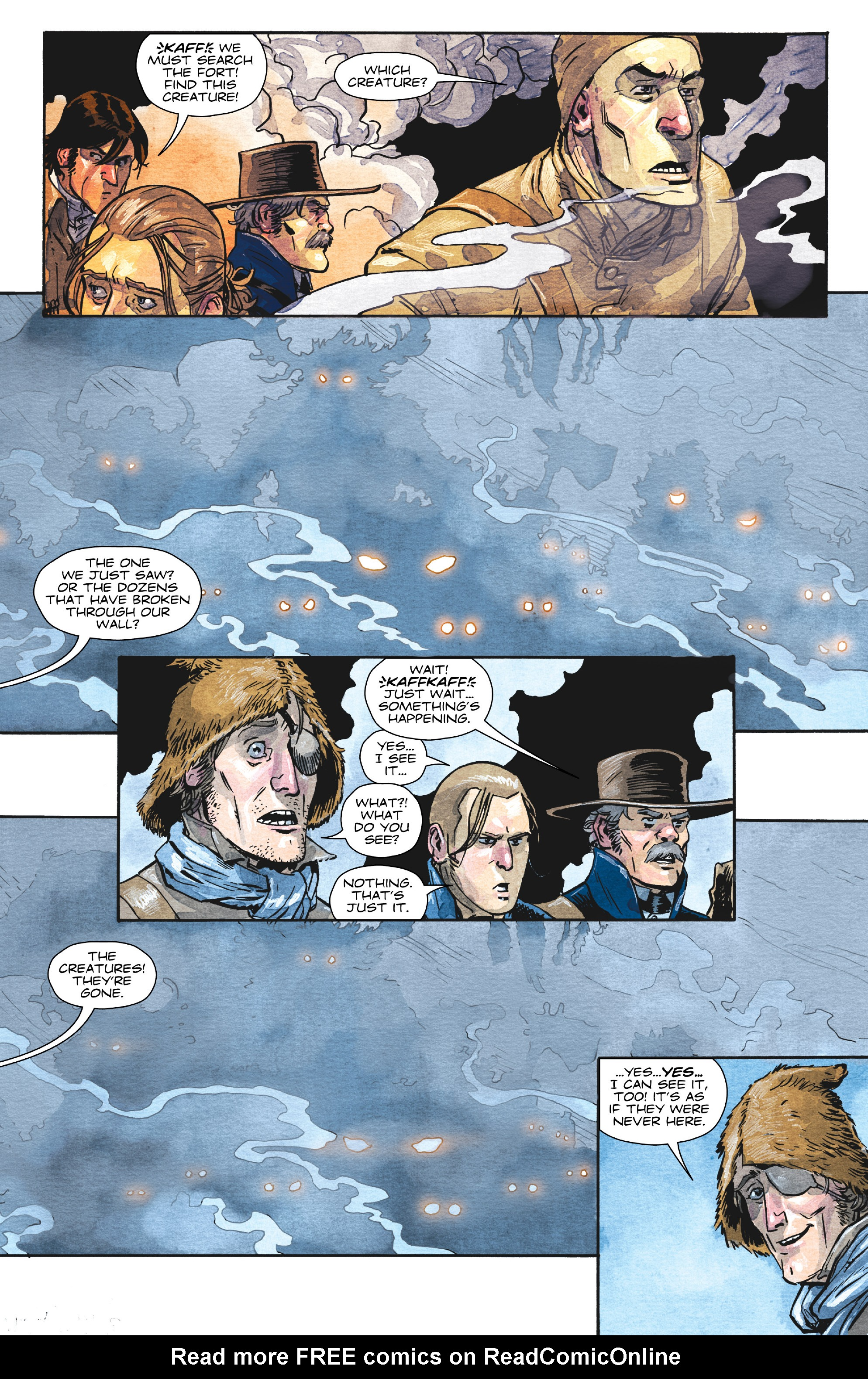Read online Manifest Destiny comic -  Issue #29 - 10