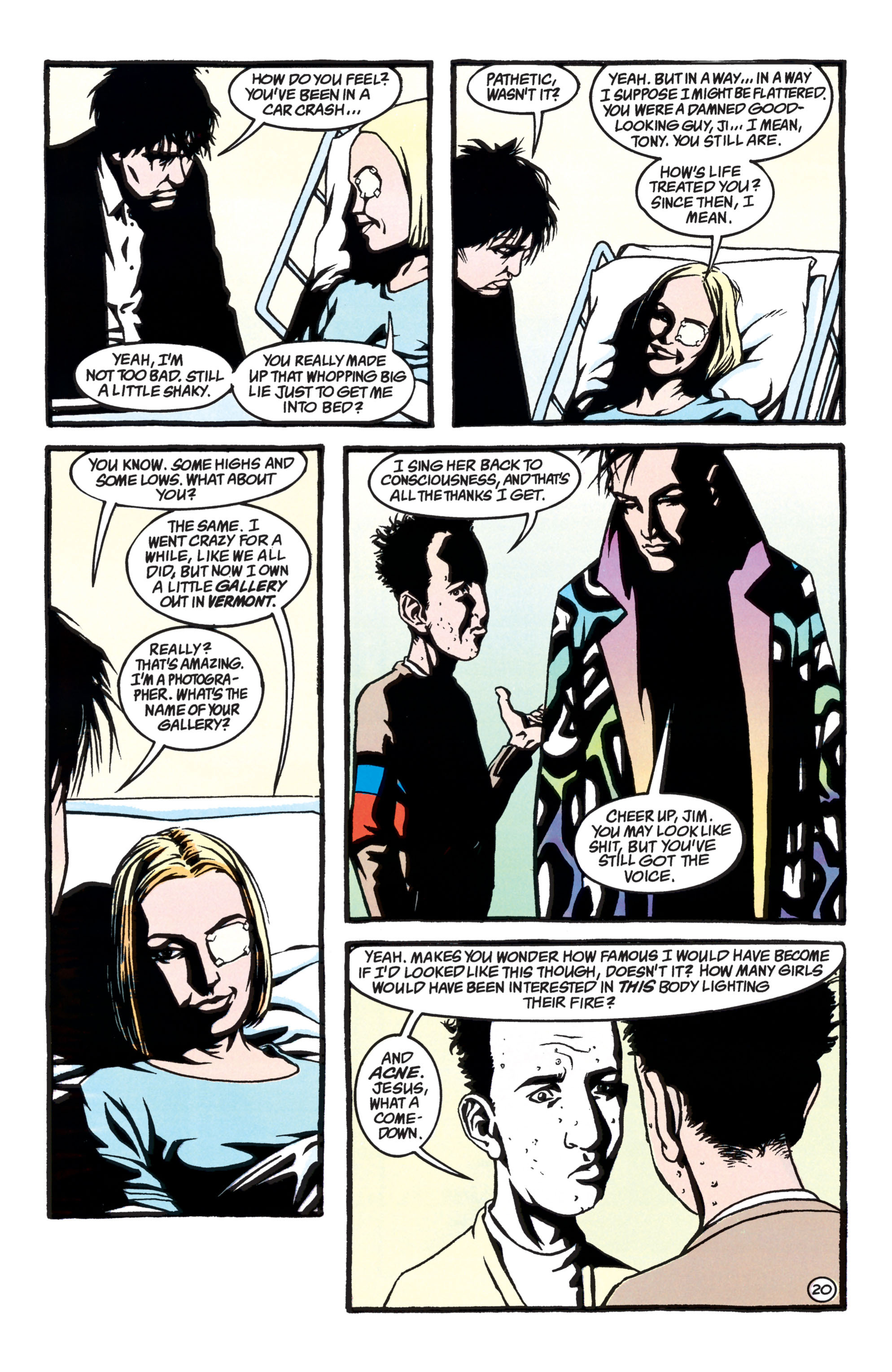 Read online Shade, the Changing Man comic -  Issue #40 - 21