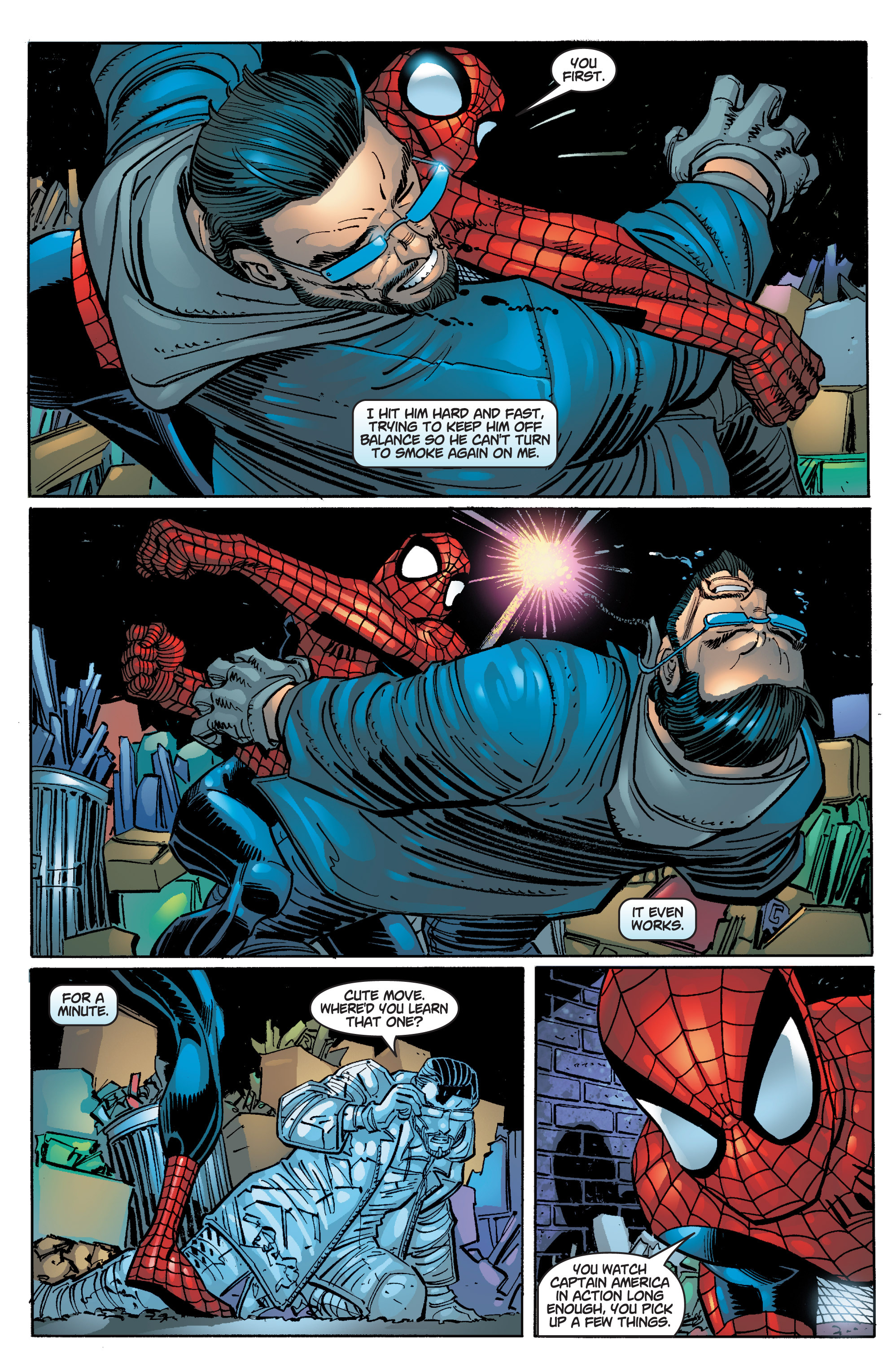 The Amazing Spider-Man (1999) 40 Page 18