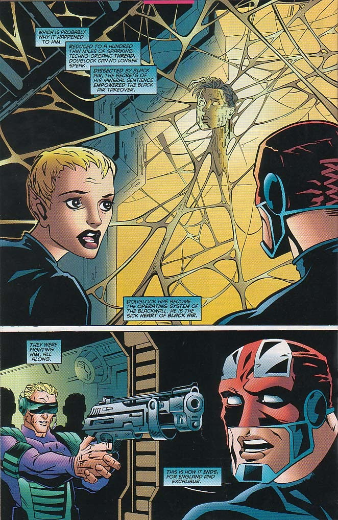 Excalibur (1988) issue 94 - Page 18