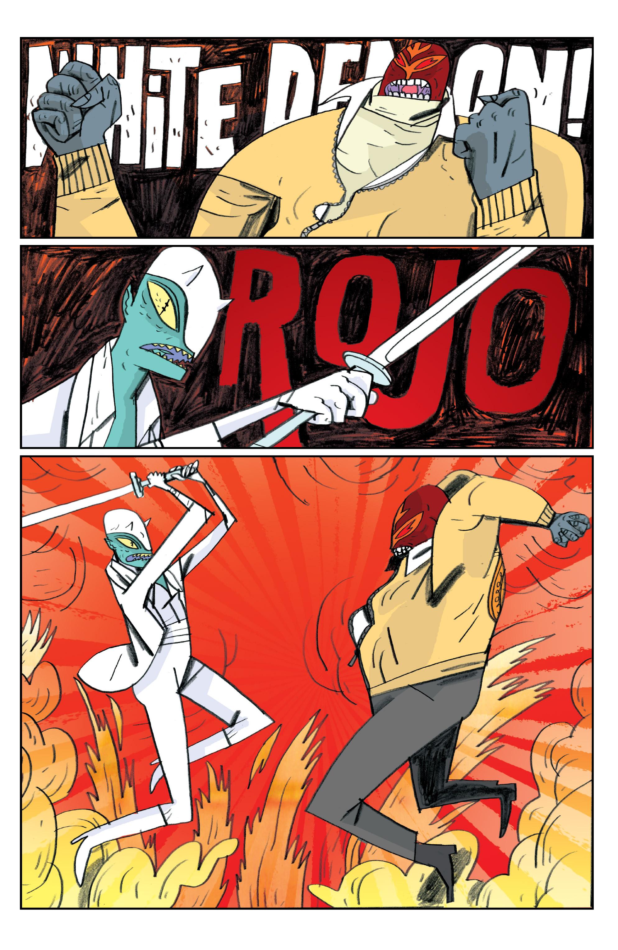 Read online Helena Crash comic -  Issue #4 - 20