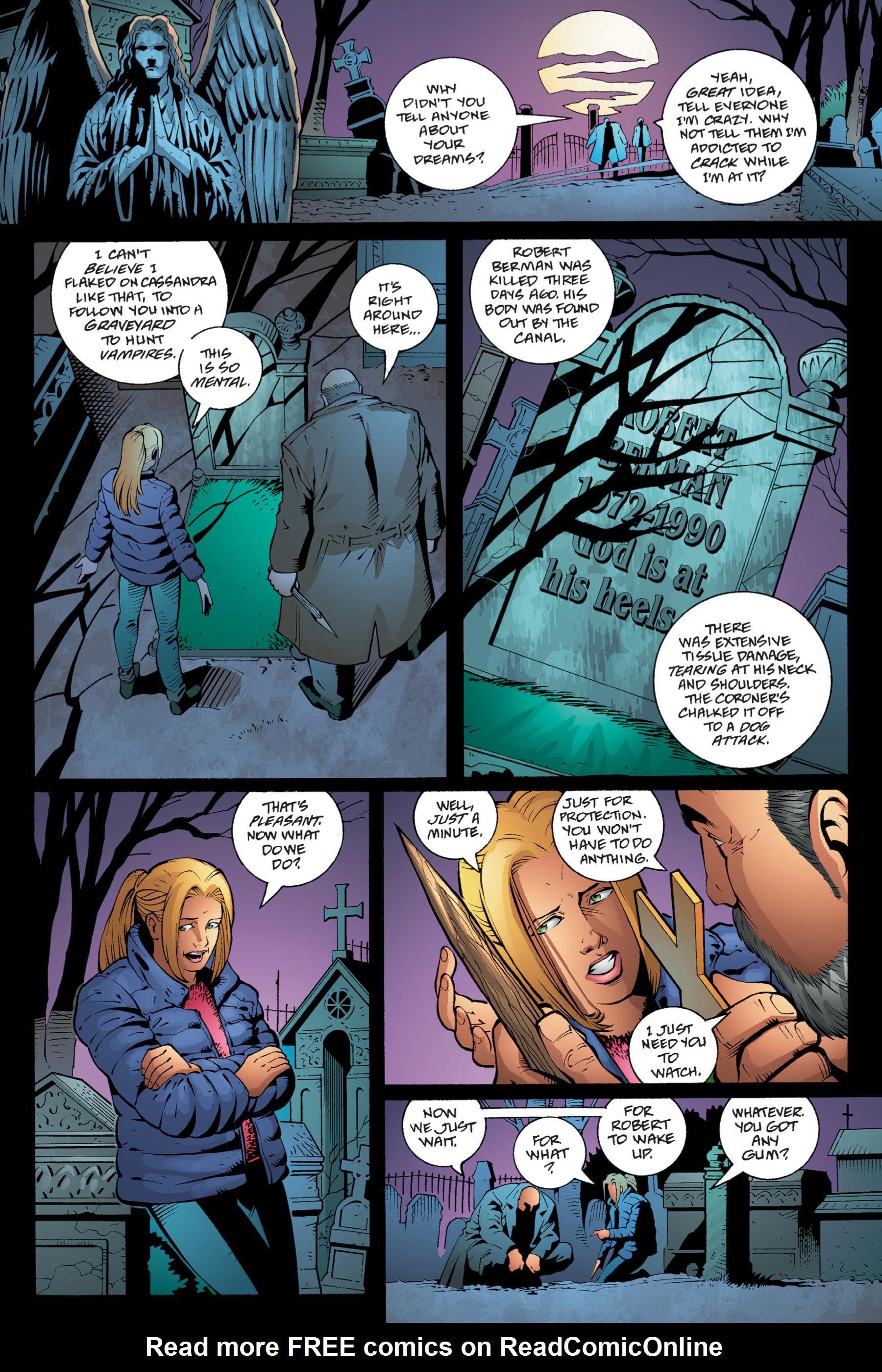 Read online Buffy the Vampire Slayer: Omnibus comic -  Issue # TPB 1 - 54