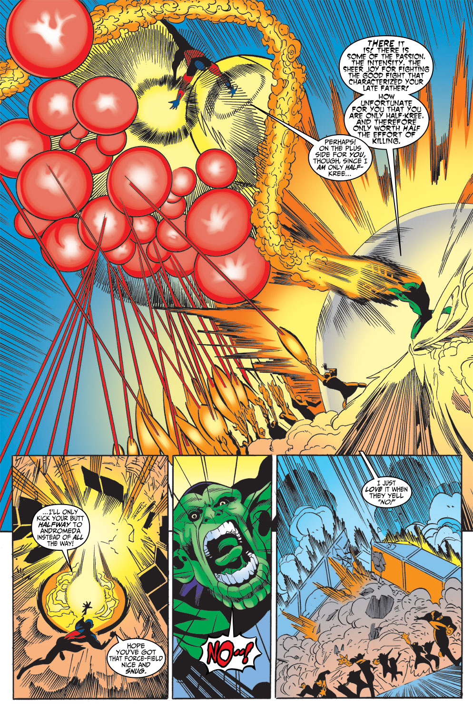 Captain Marvel (1999) Issue #10 #11 - English 14