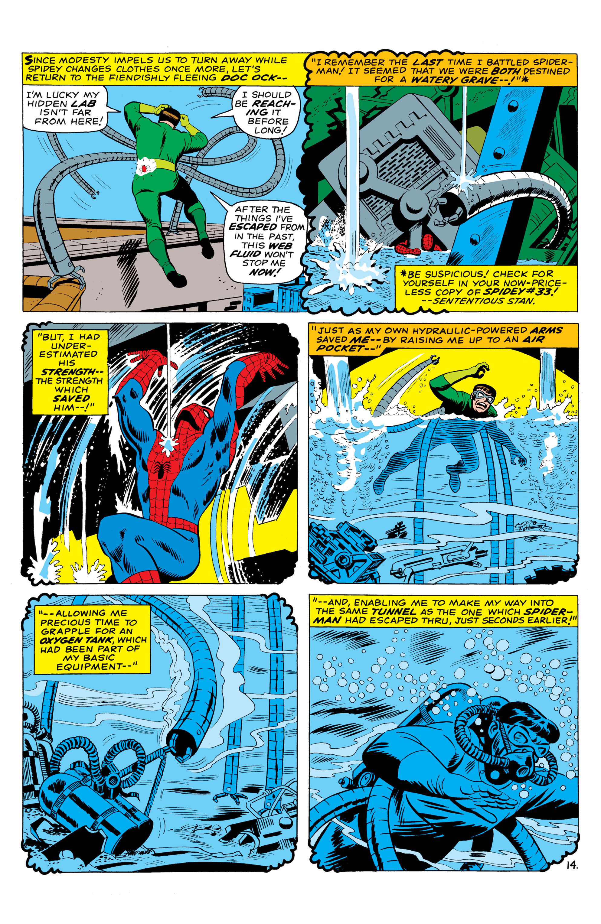 The Amazing Spider-Man (1963) 53 Page 14