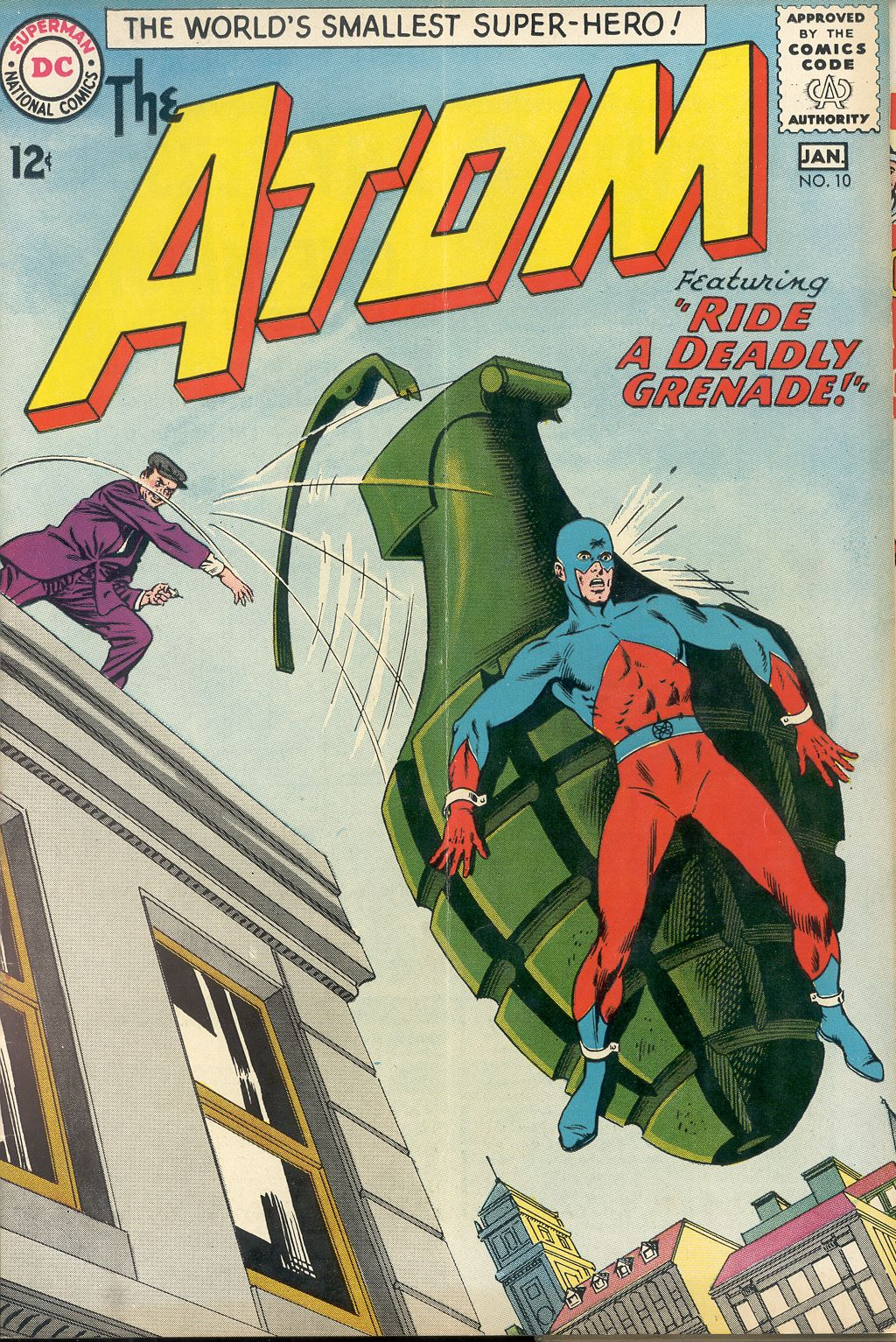 The Atom 10 Page 1