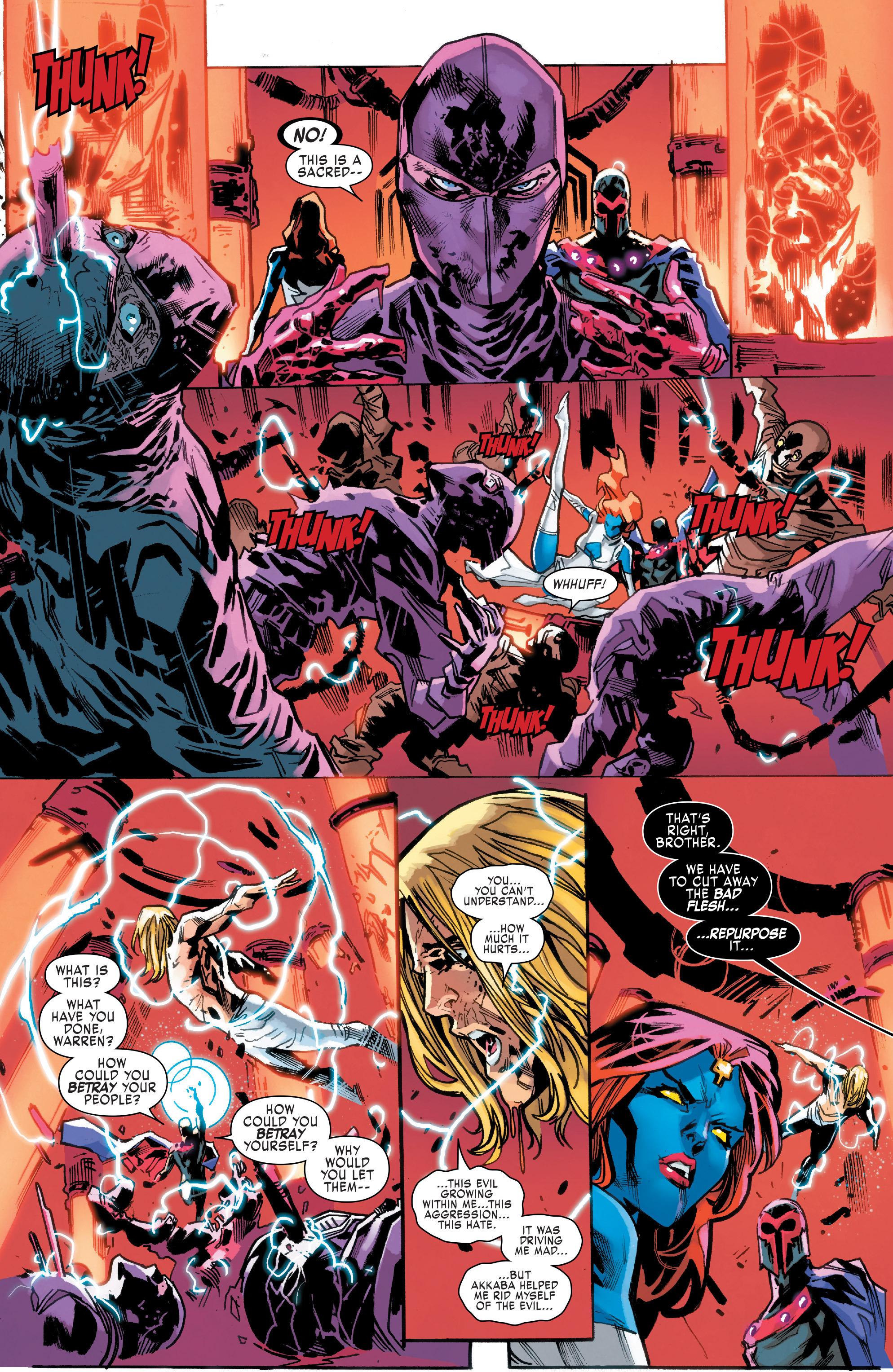 Read online Uncanny X-Men (2016) comic -  Issue #9 - 11