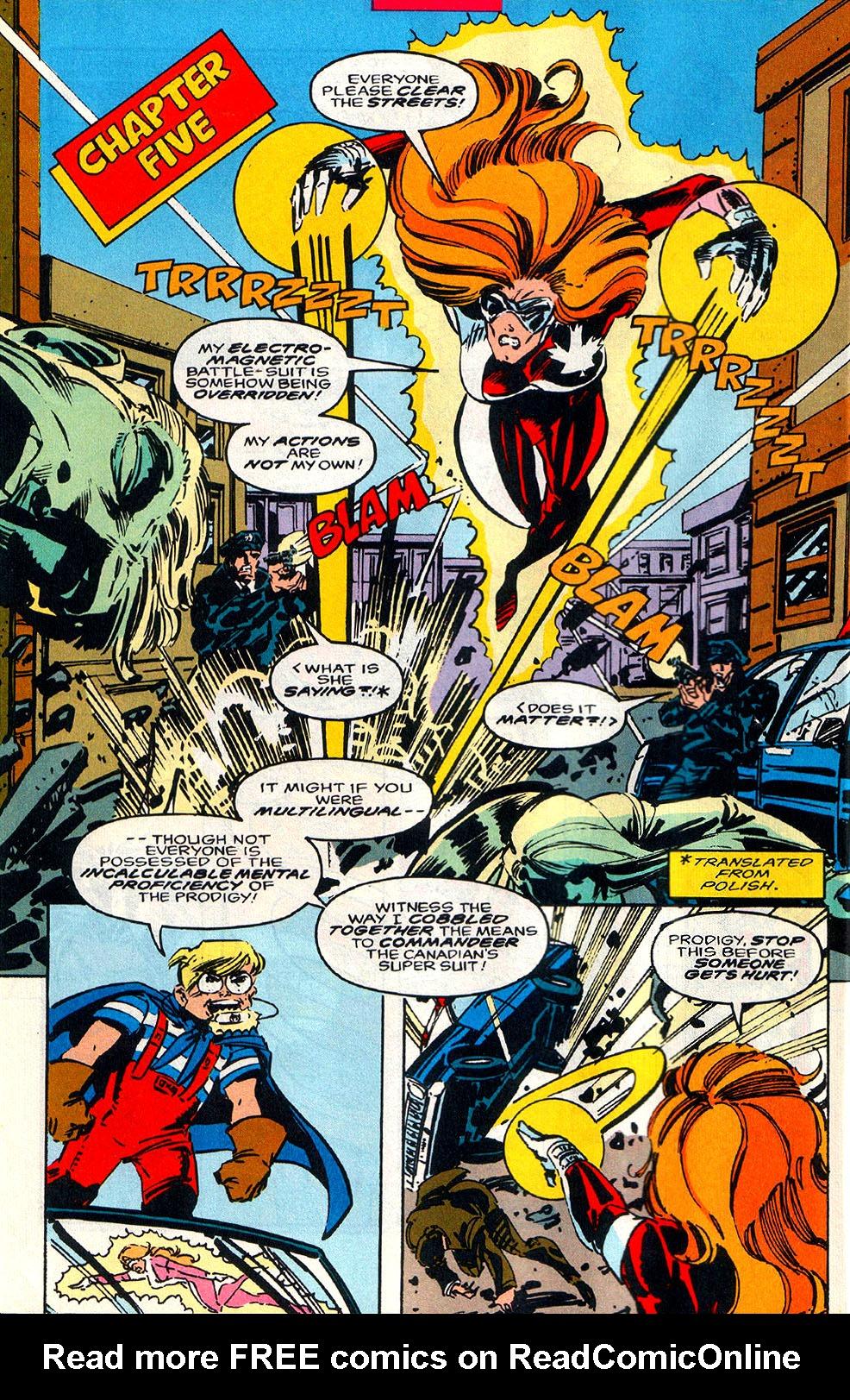 Read online Alpha Flight (1983) comic -  Issue #108 - 13