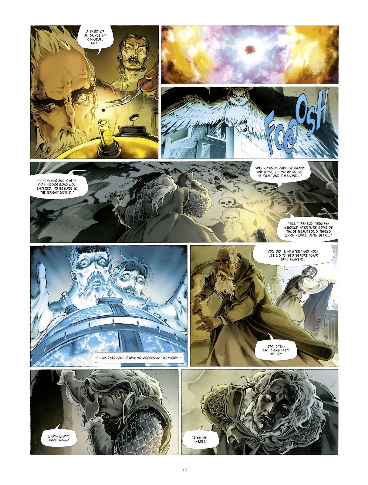 Read online Arthus Trivium comic -  Issue #4 - 49
